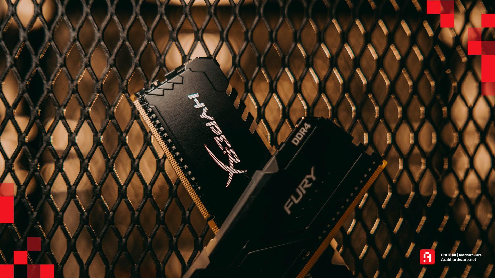 Kingston HyperX Fury RAM