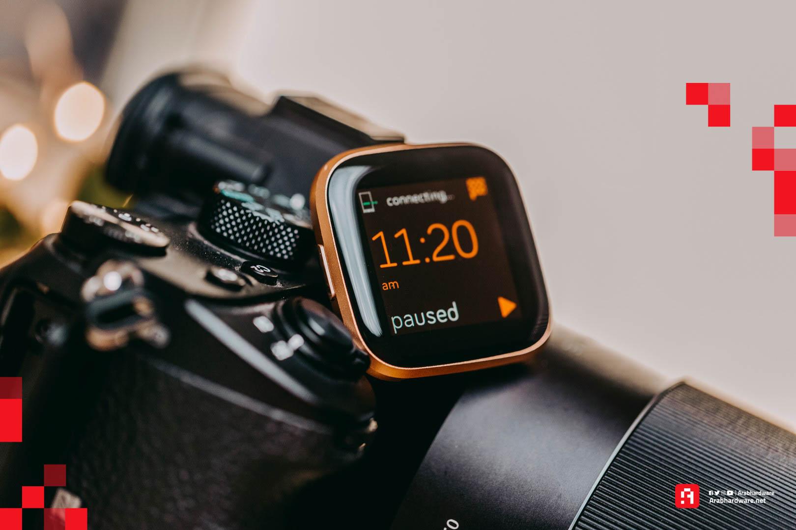 ساعة Fitbit Versa 2