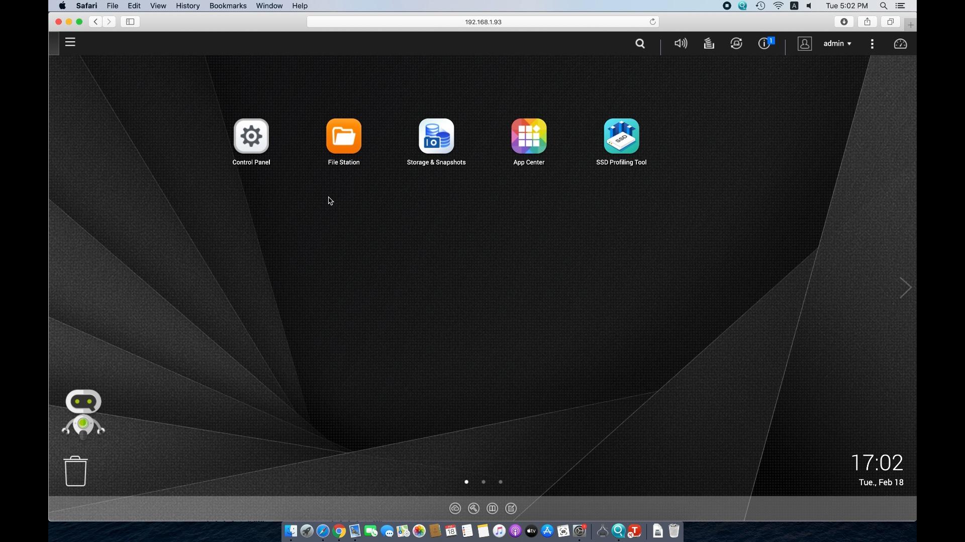 MAC Time Machine QNAP NAS Backup