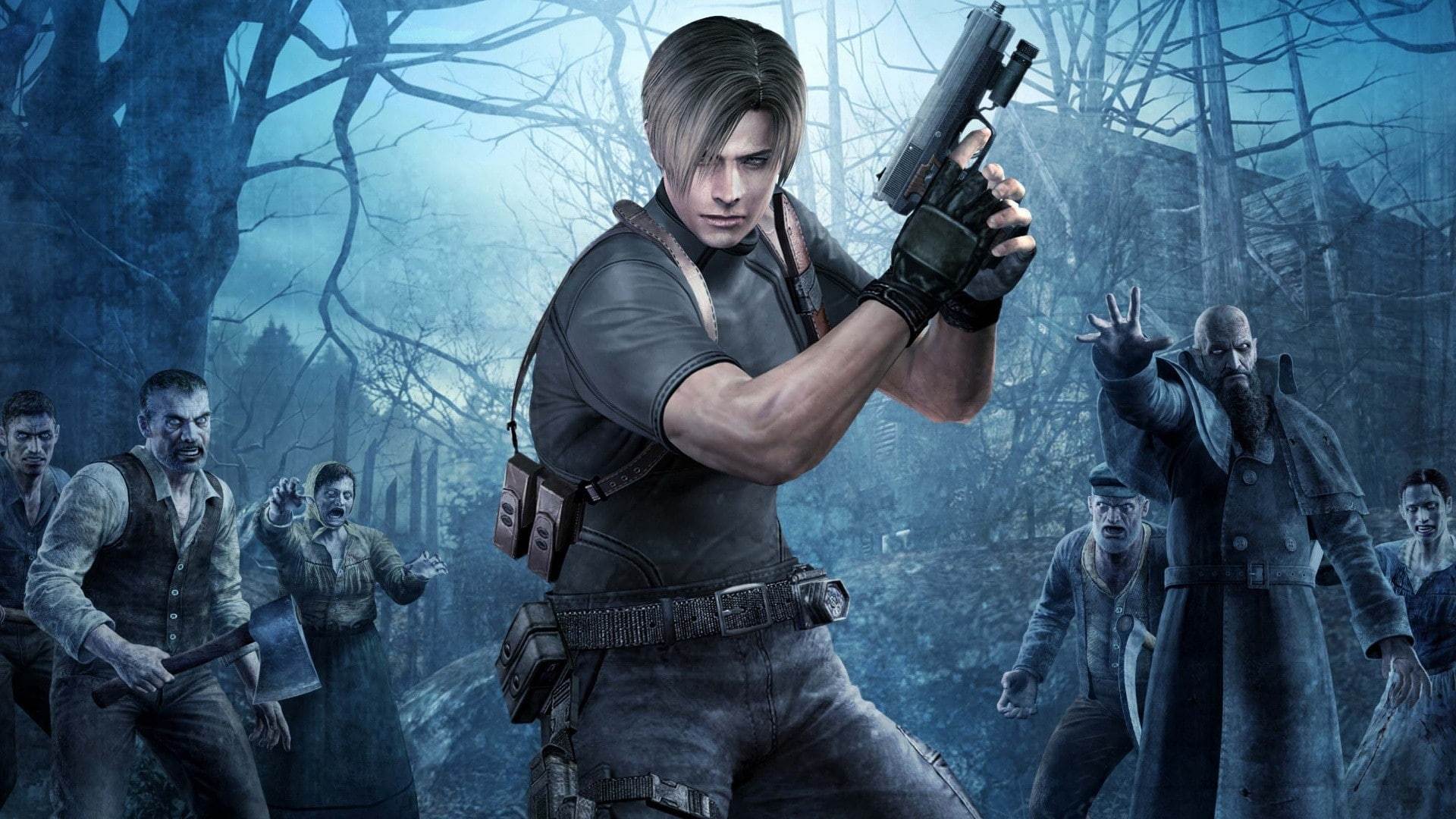Resident Evil 4 Remake Capcom