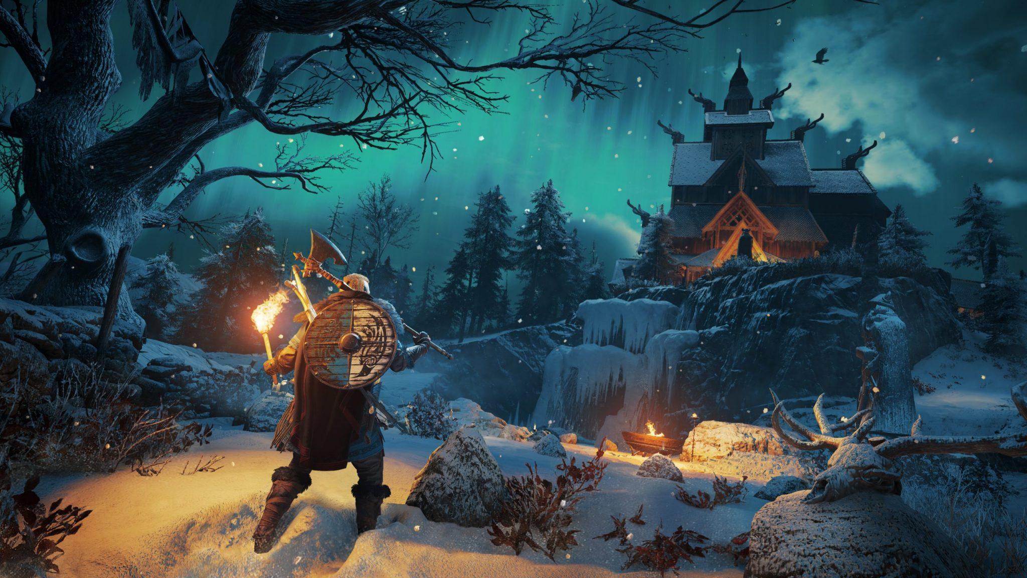 Ubisoft Assassin's Creed Valhalla