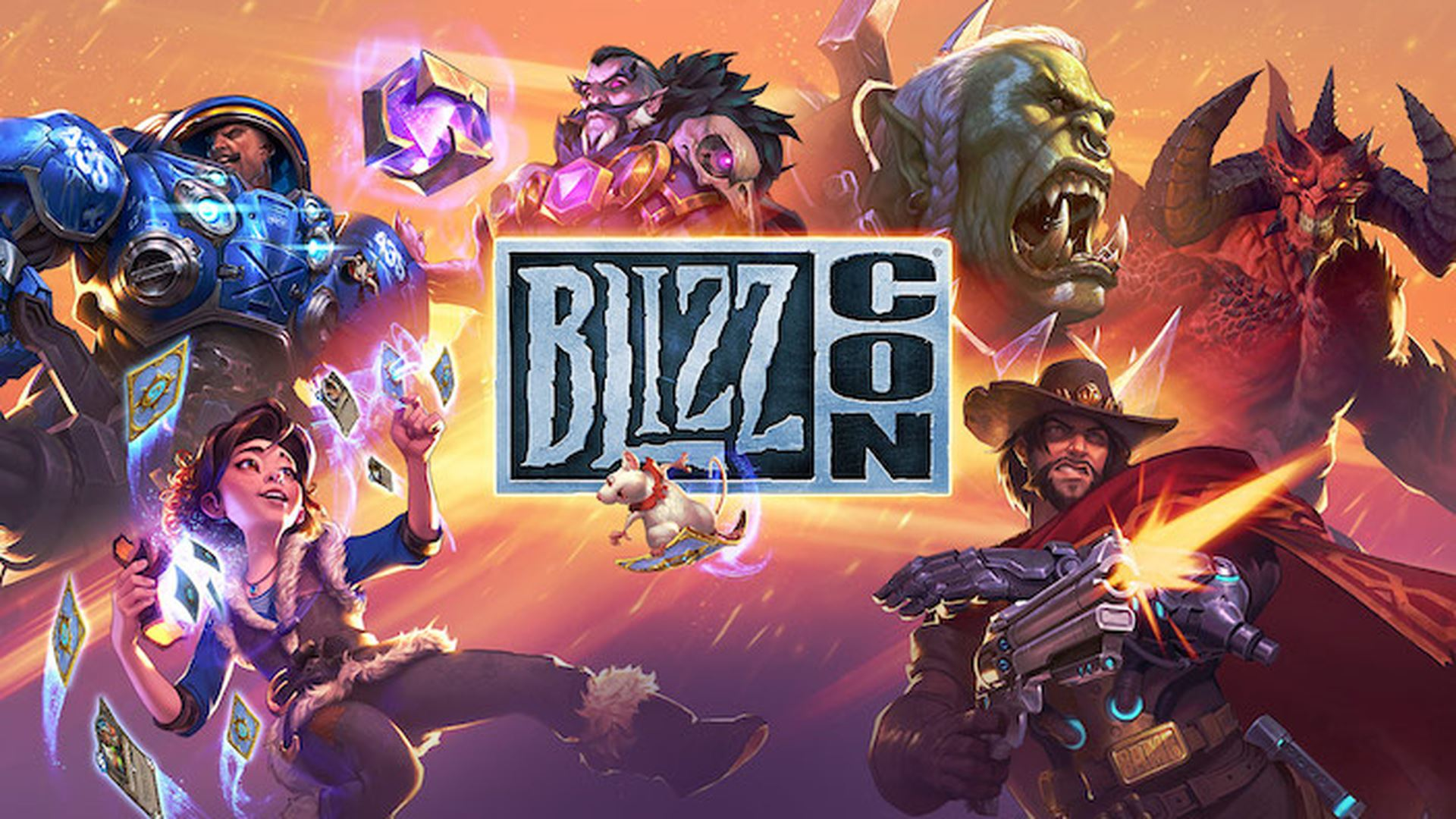 Blizzard BlizzCon 2020