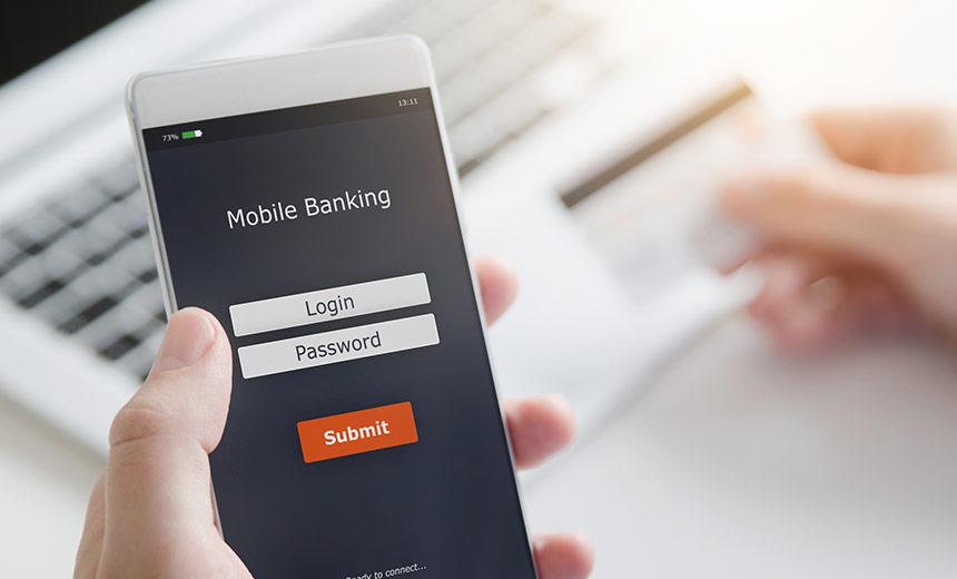 لا تحاول استخدام بيانات حساسة مثل حسابك البنكي