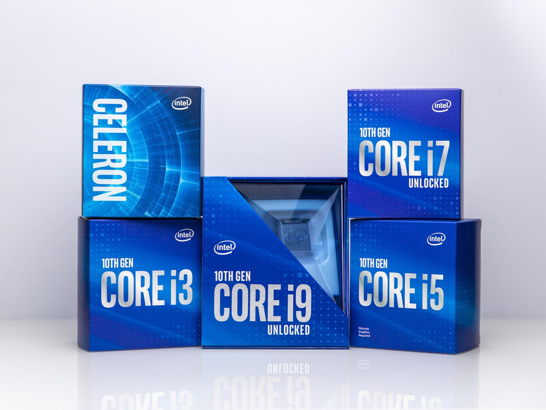 Comet Lake-S Intel انتل CPU AMD