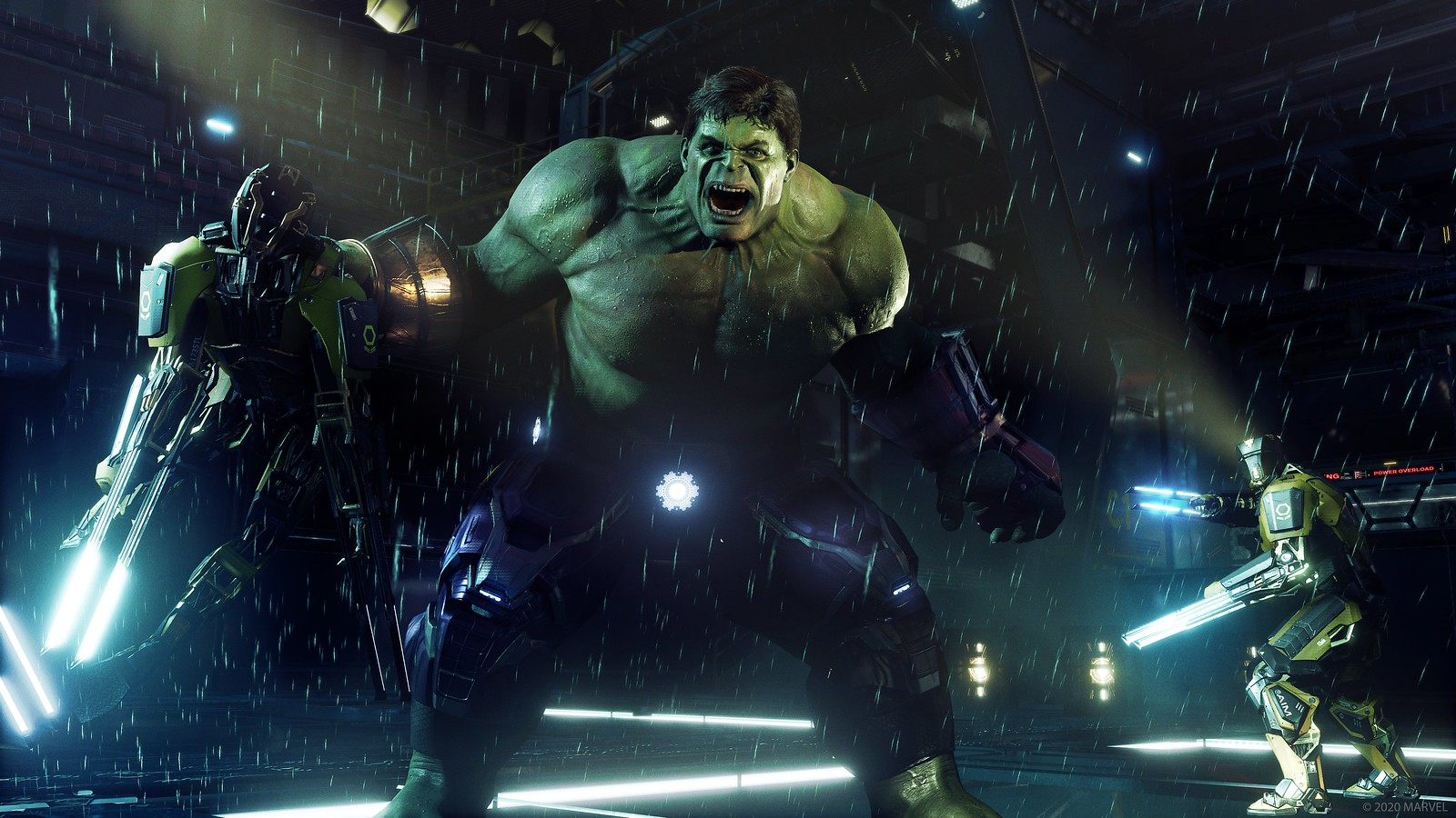 Marvel's Avengers PS5 Sony