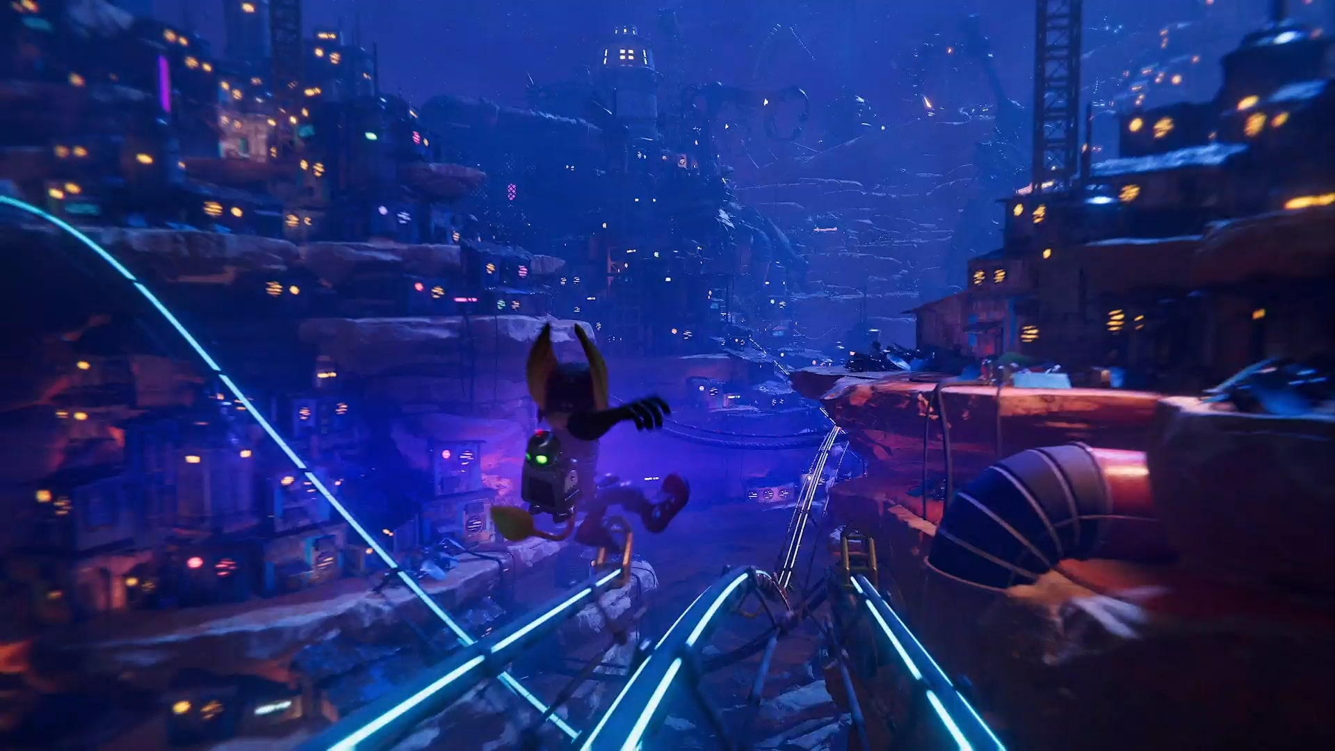 PS5 Sony Ratchet and Clank Rift Apart
