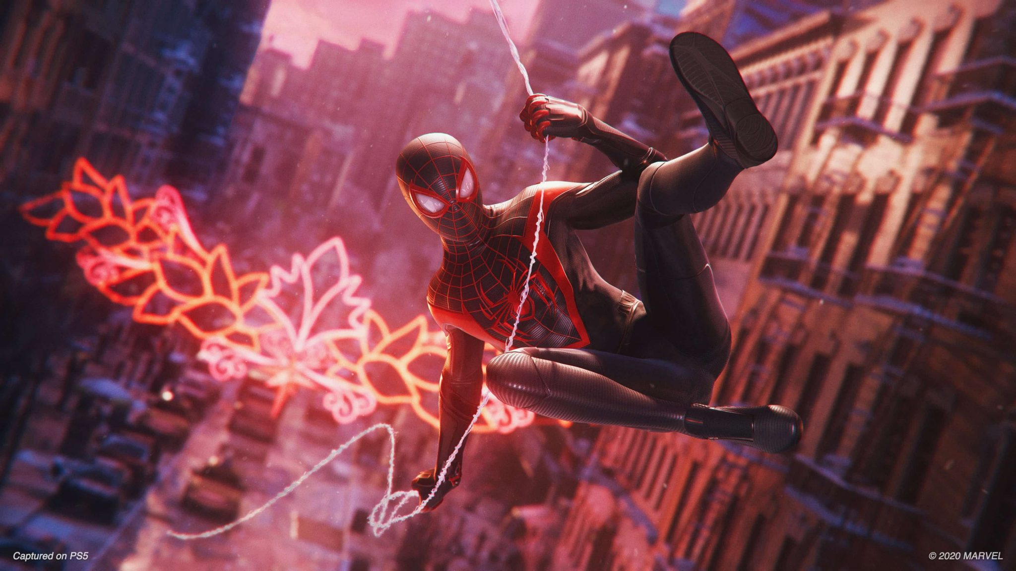 Sony PS5 Spiderman Miles Morales