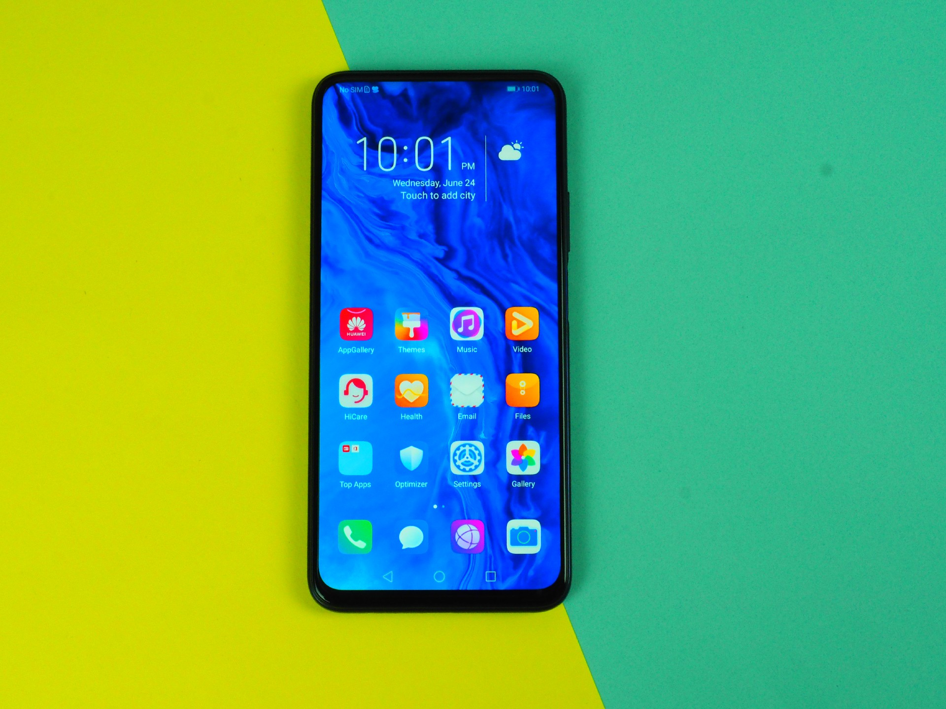 Huawei 9x pro