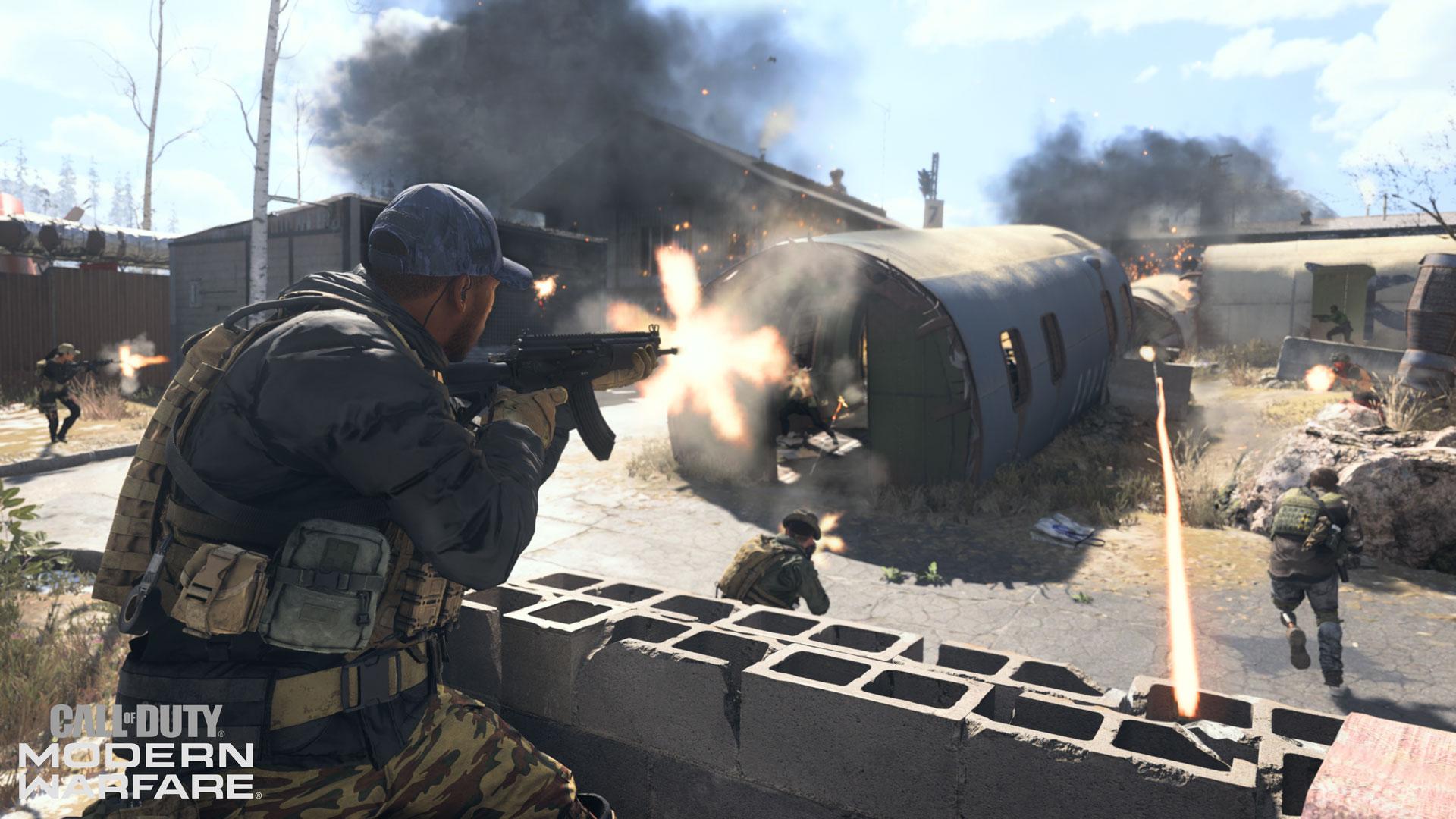 Call of Duty Warzone الموسم الرابع