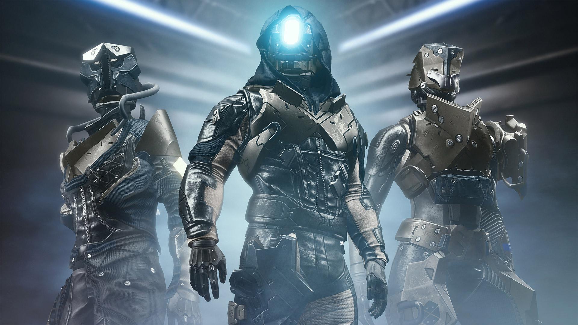 Destiny 2 Beyond Light Arrivals