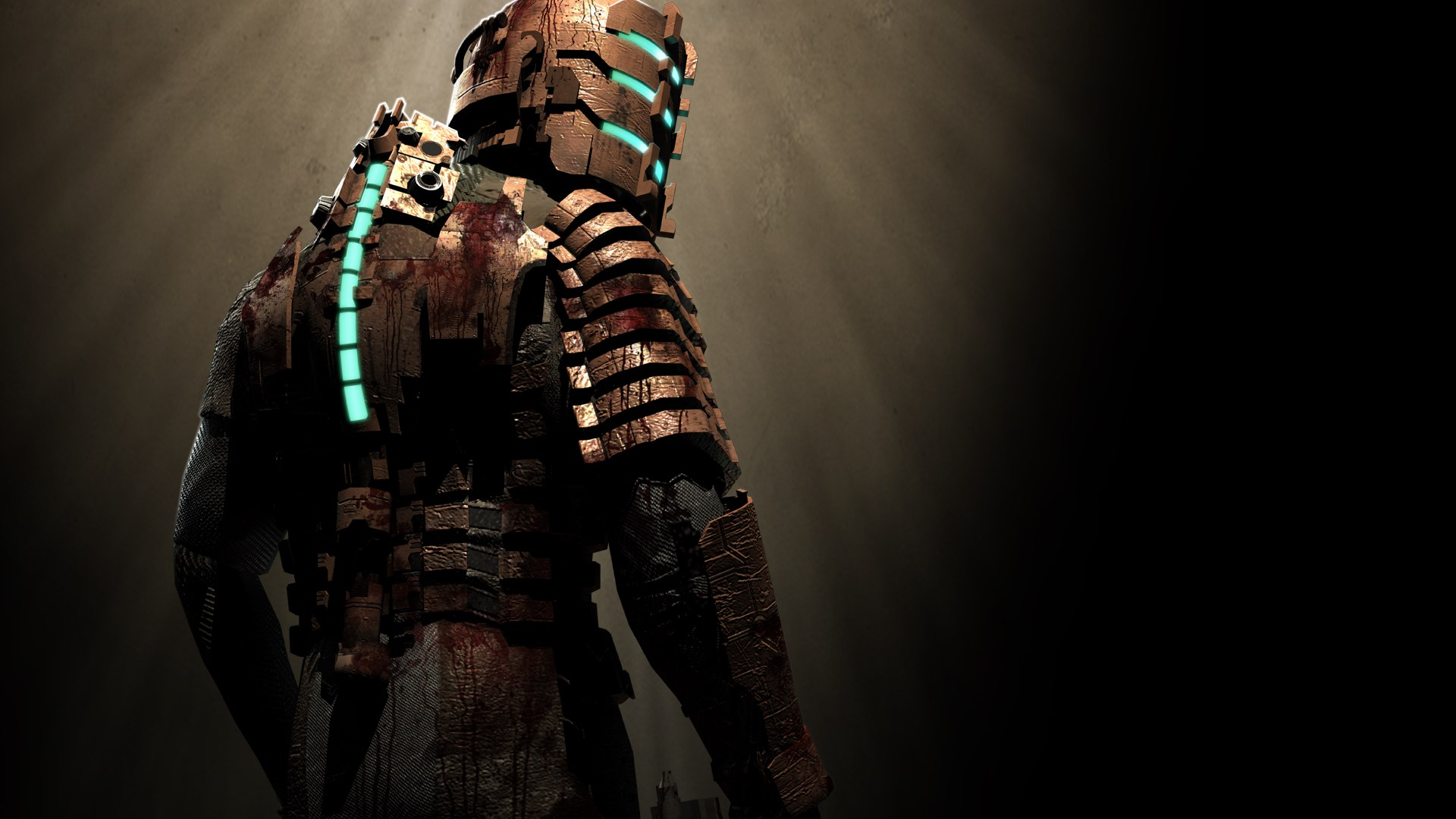 Dead Space Anthony Johnson PS5 Sony