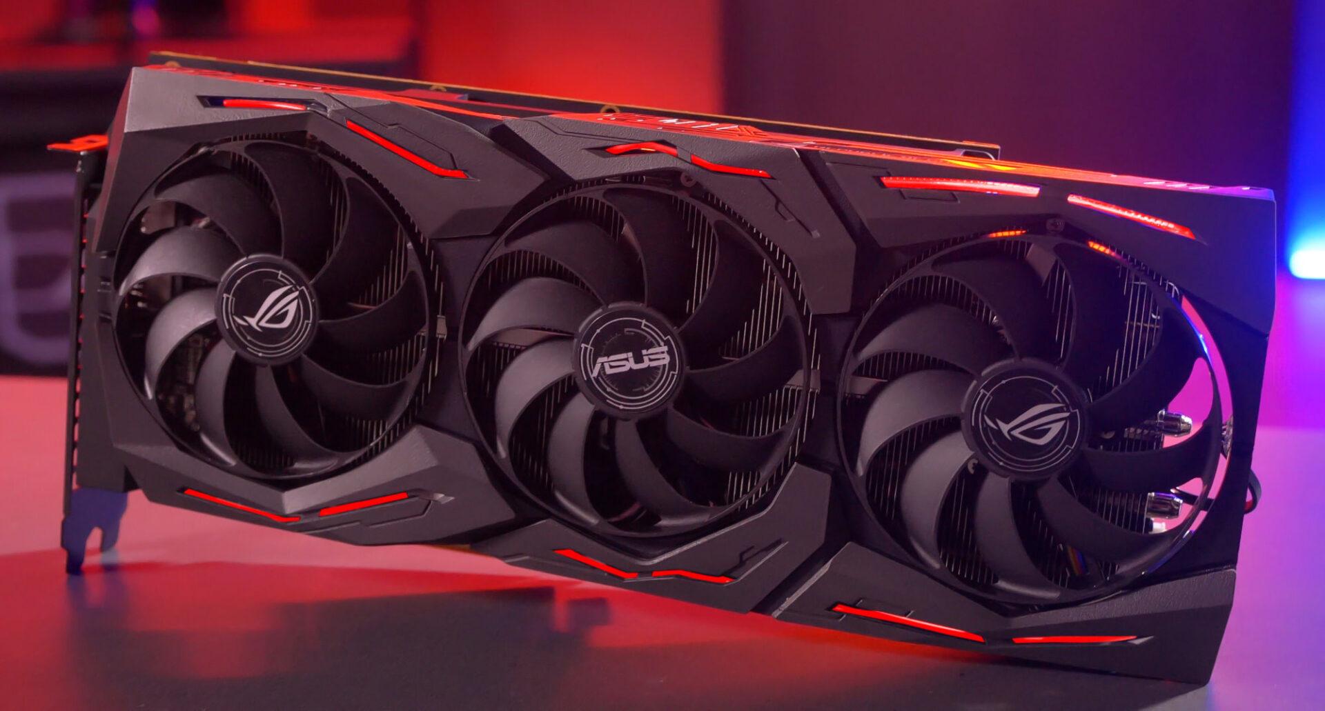 بطاقة الرسومات RX 5700 XT AMD