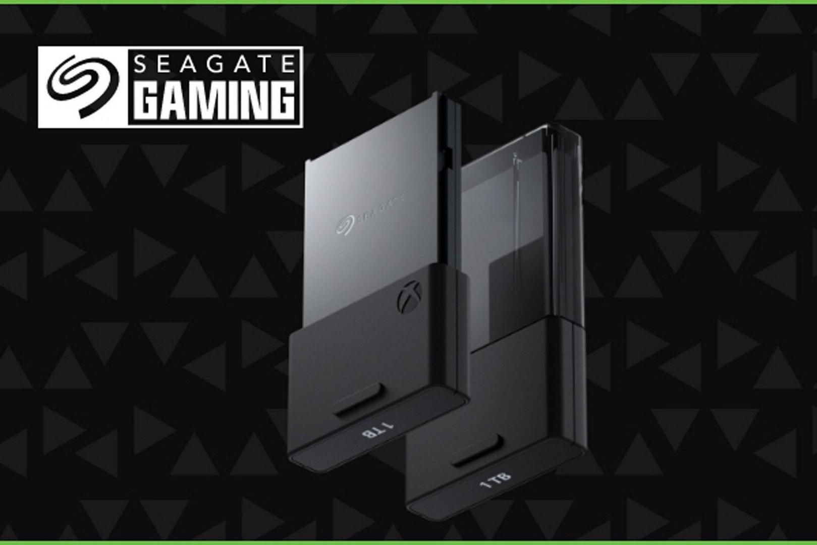 وحدة تخزين Xbox Series X من Seagate