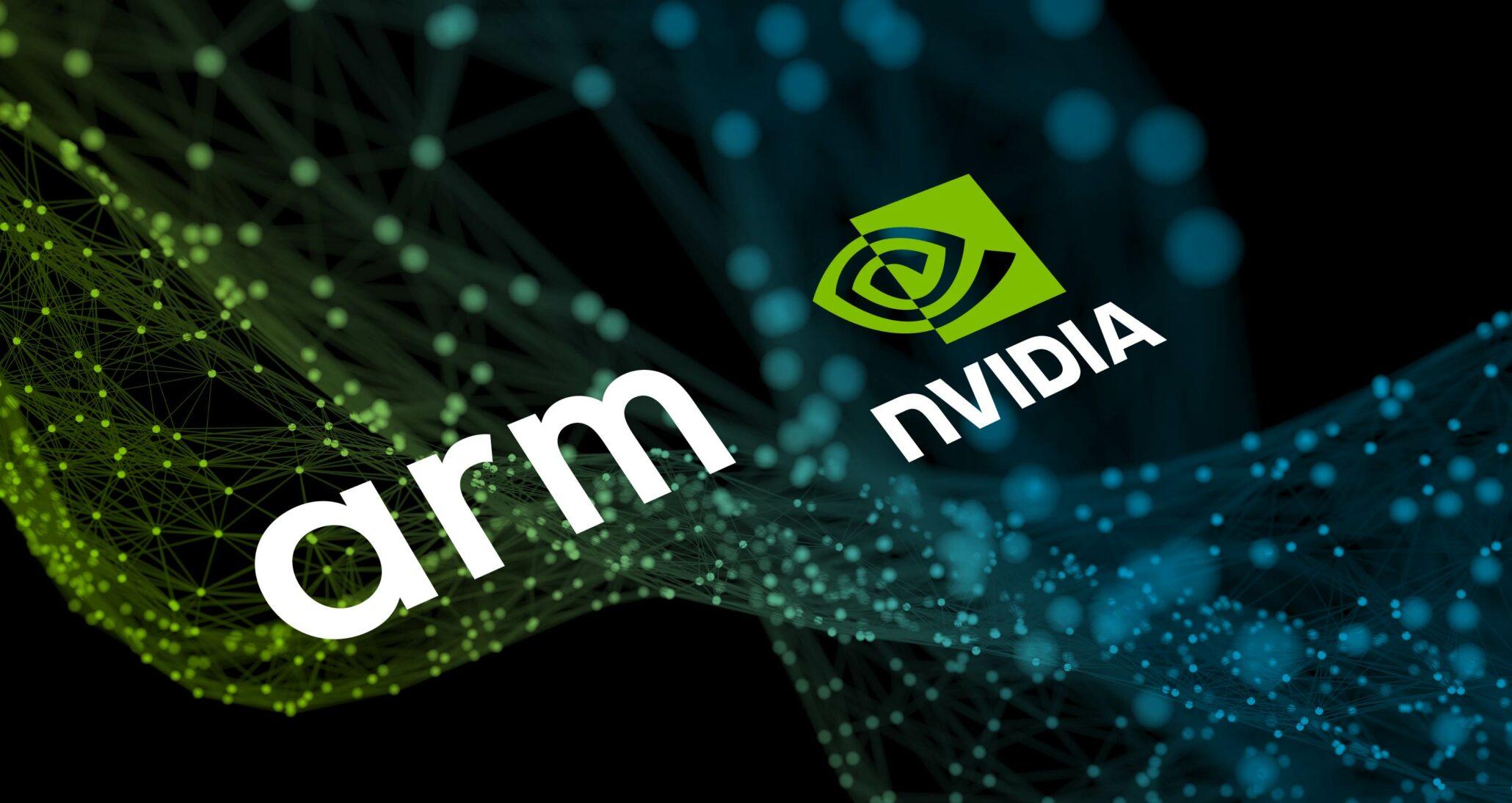 شركة NVIDIA في مباحثات متقدمة للاستحواذ على شركة ARM