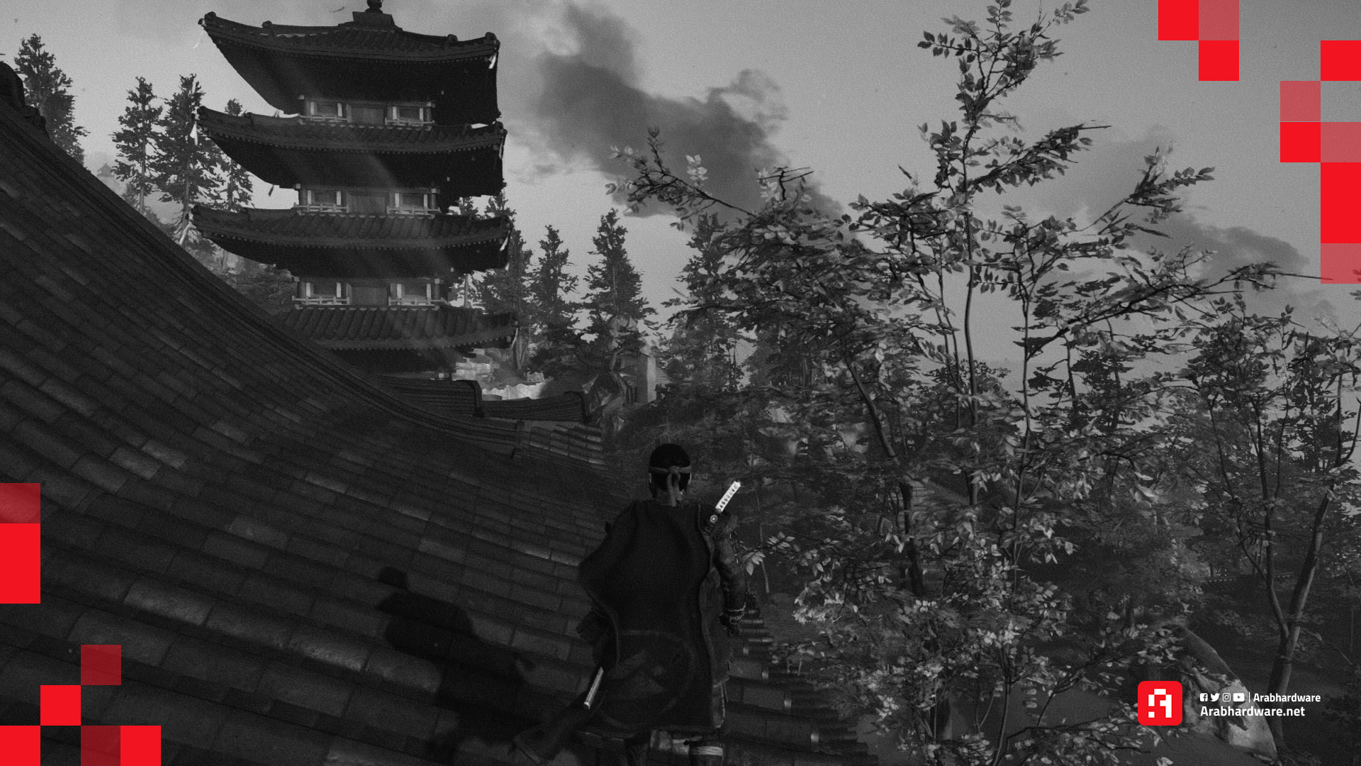 Ghost of Tsushima Sucker Punch مراجعة