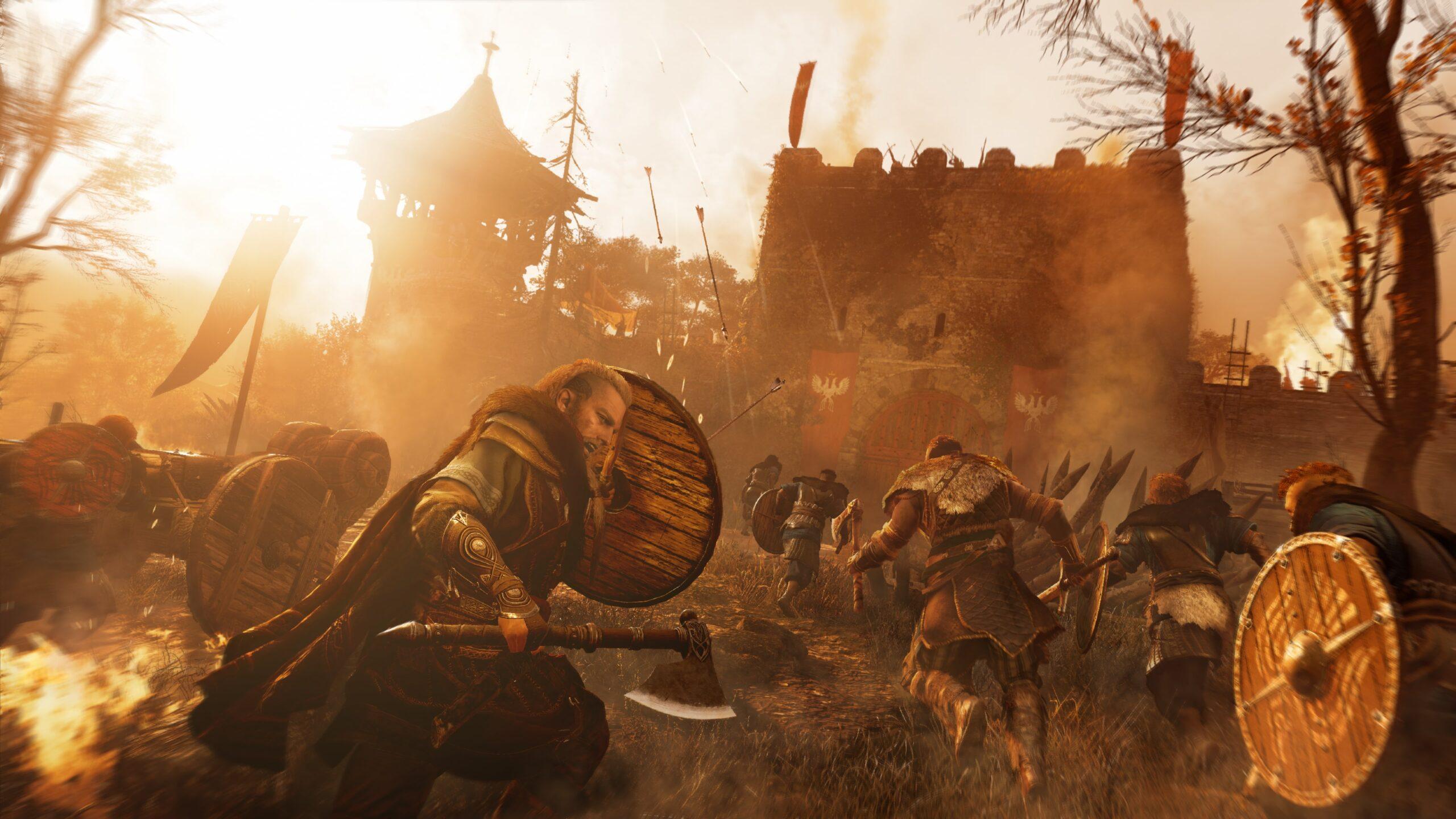 Assassins's Creed Valhalla Ubisoft