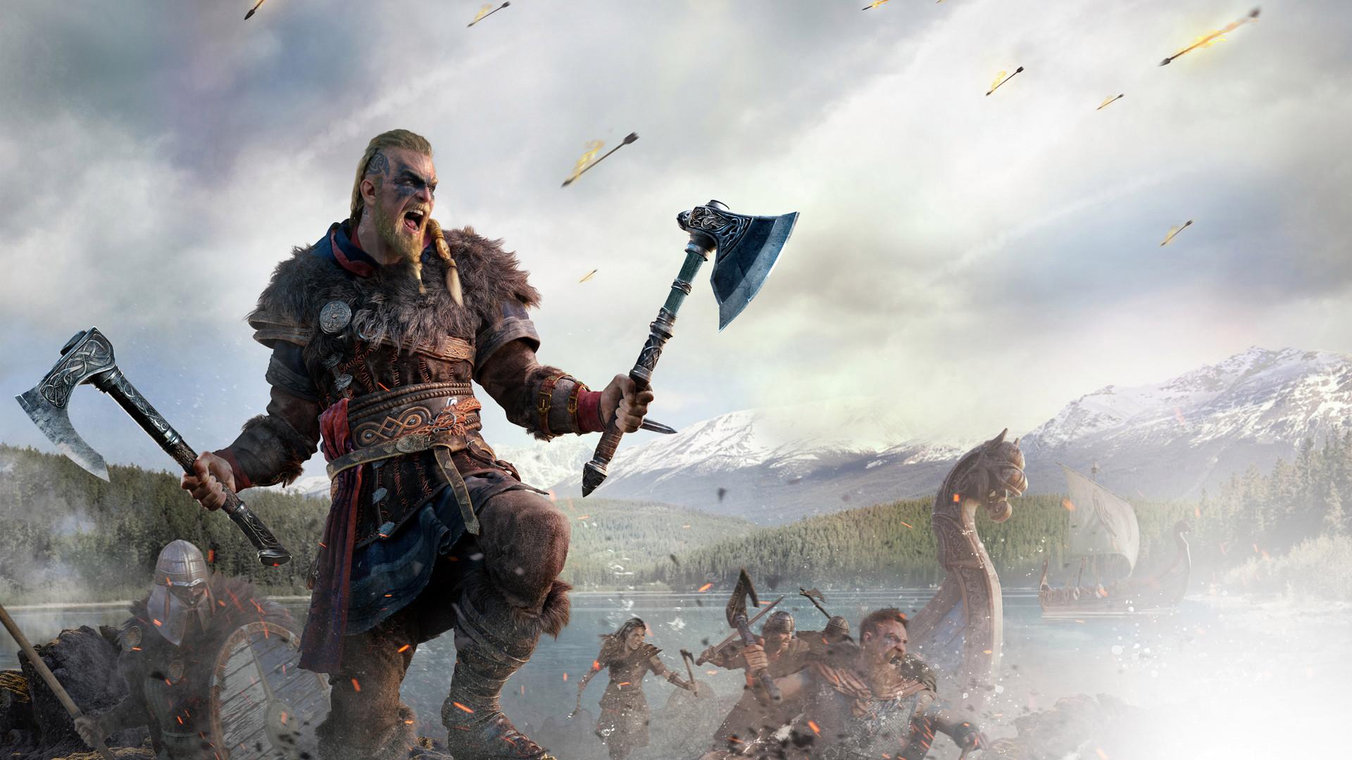 AMD Assassin's Creed Valhalla