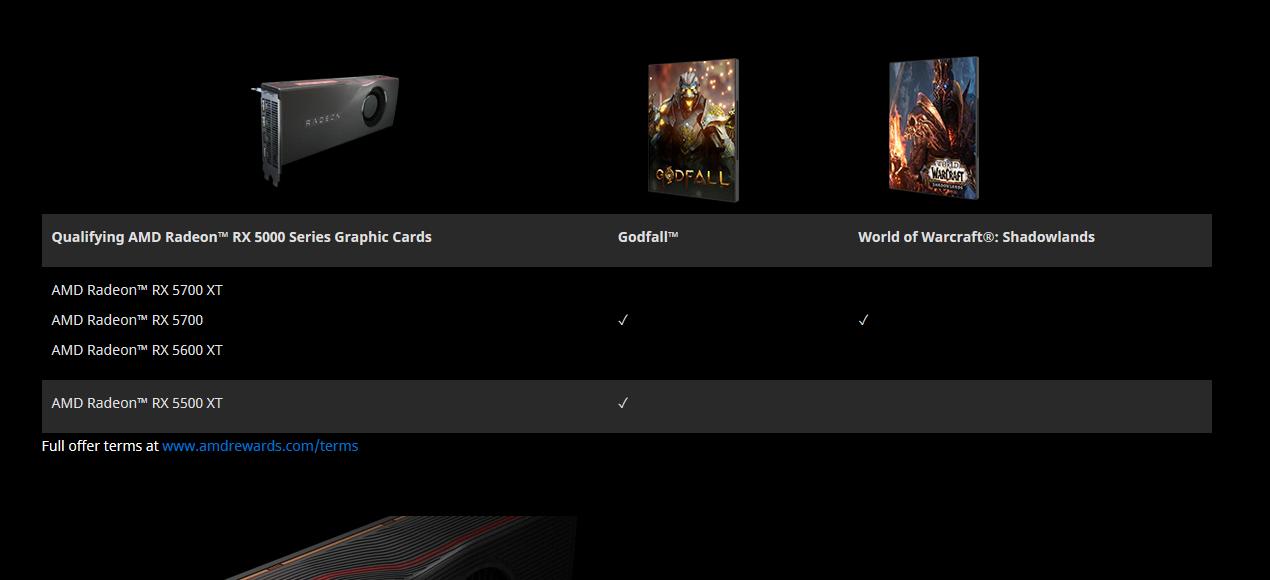 AMD Radeon 5000 GPU Radeon Raise the Game Navi