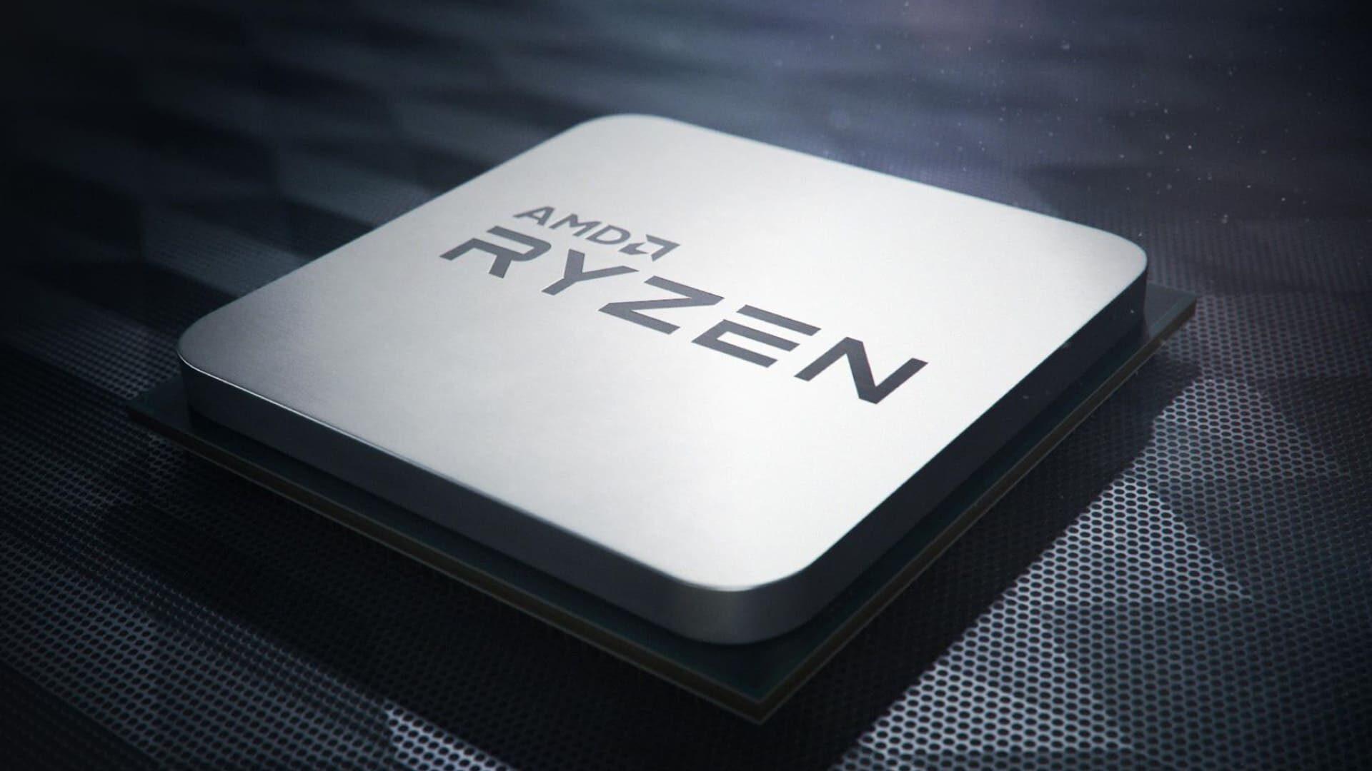معالجات AMD