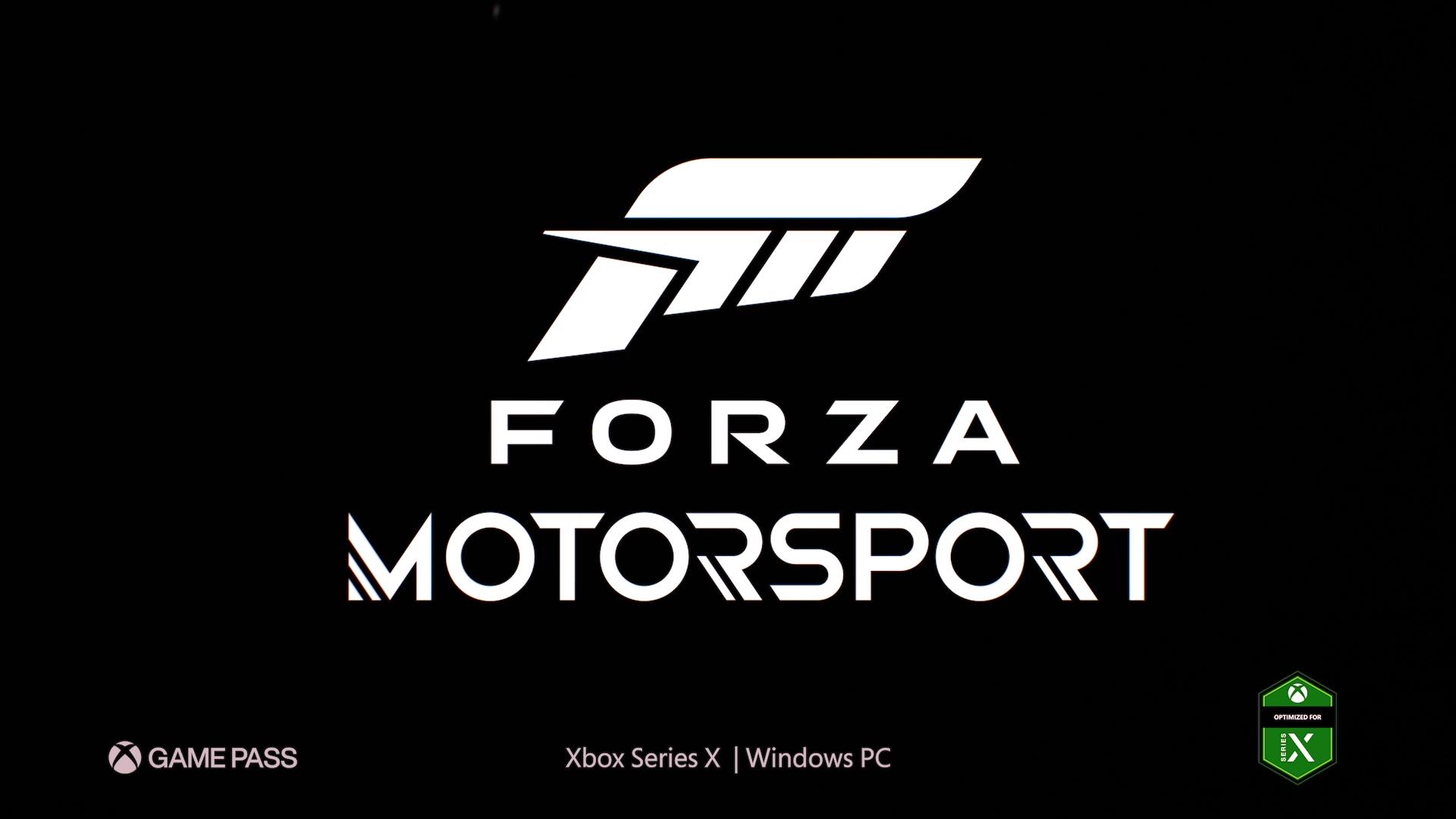 Xbox Xbox Series X حدث Forza