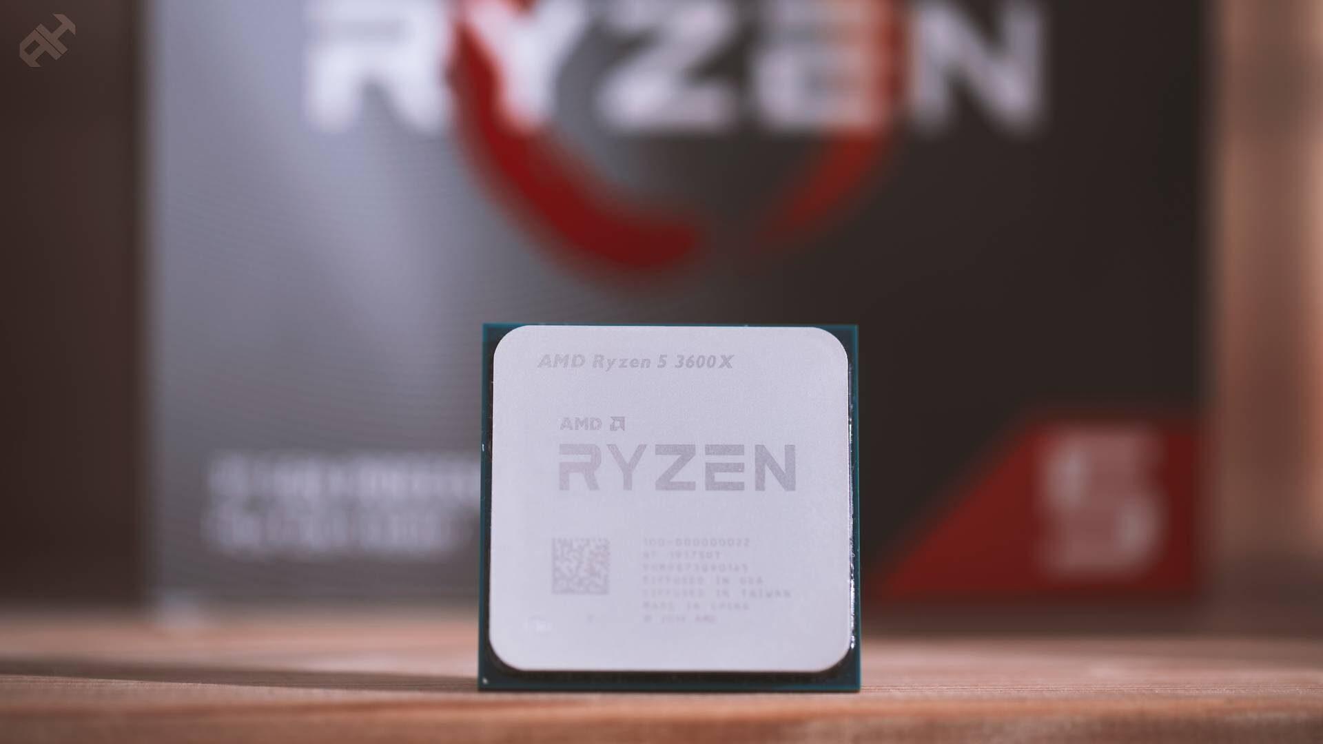 هاردوير الكمبيوتر معالج Ryzen 5 3600X