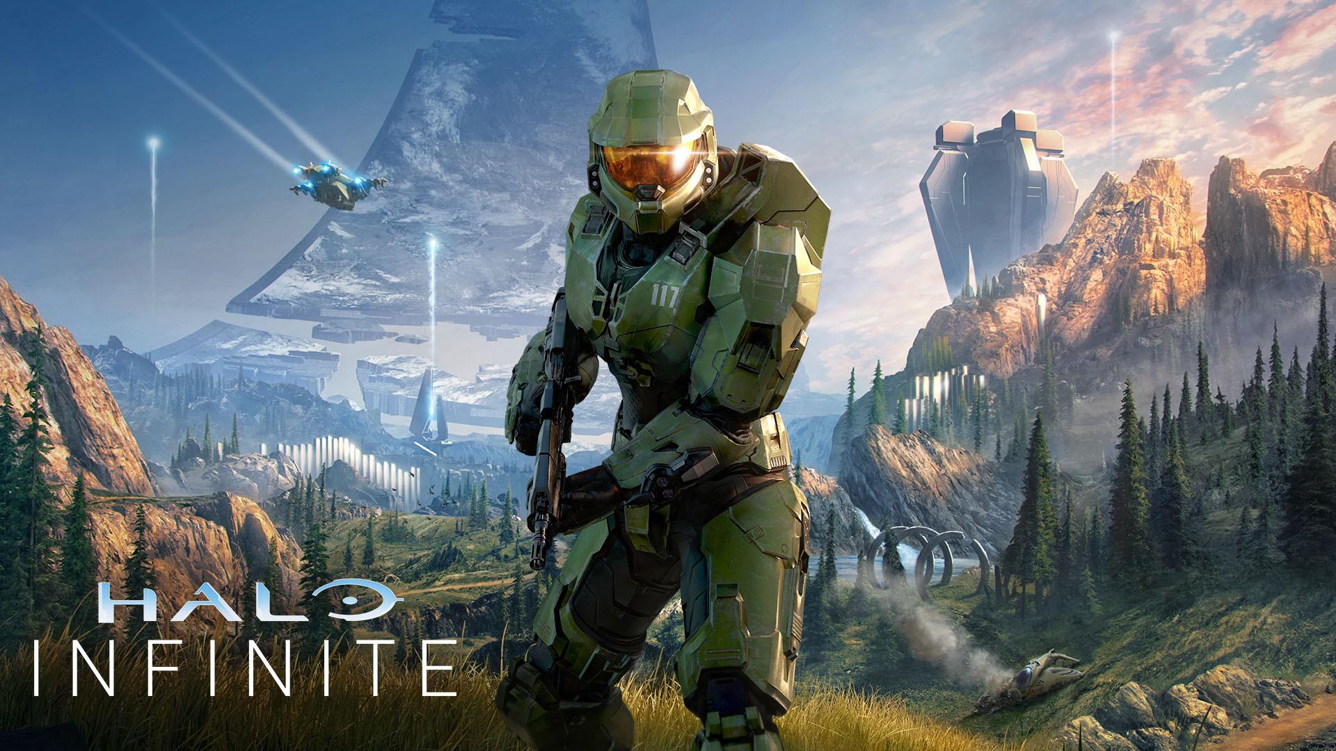 Xbox Xbox Series X سوني Halo Infinite E3 2021
