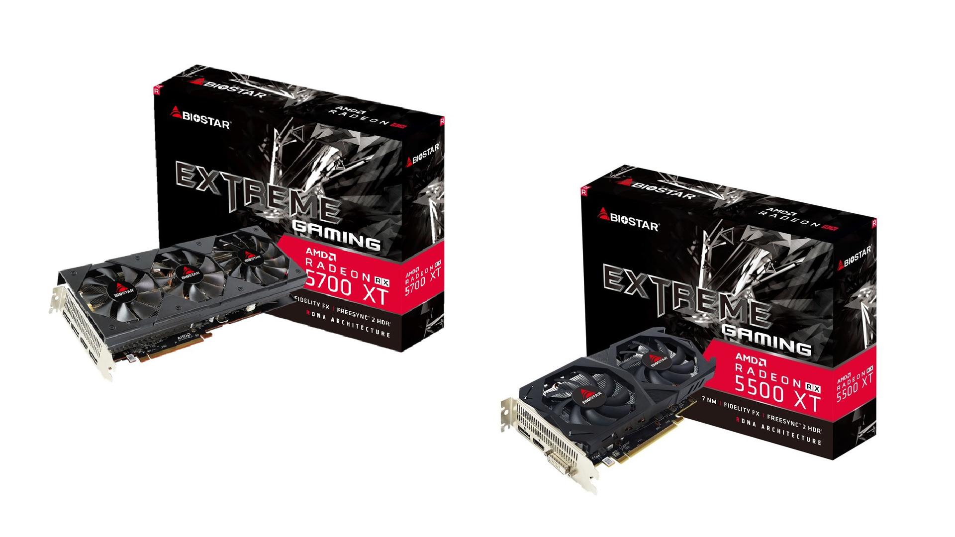 BIOSTAR RX 5000