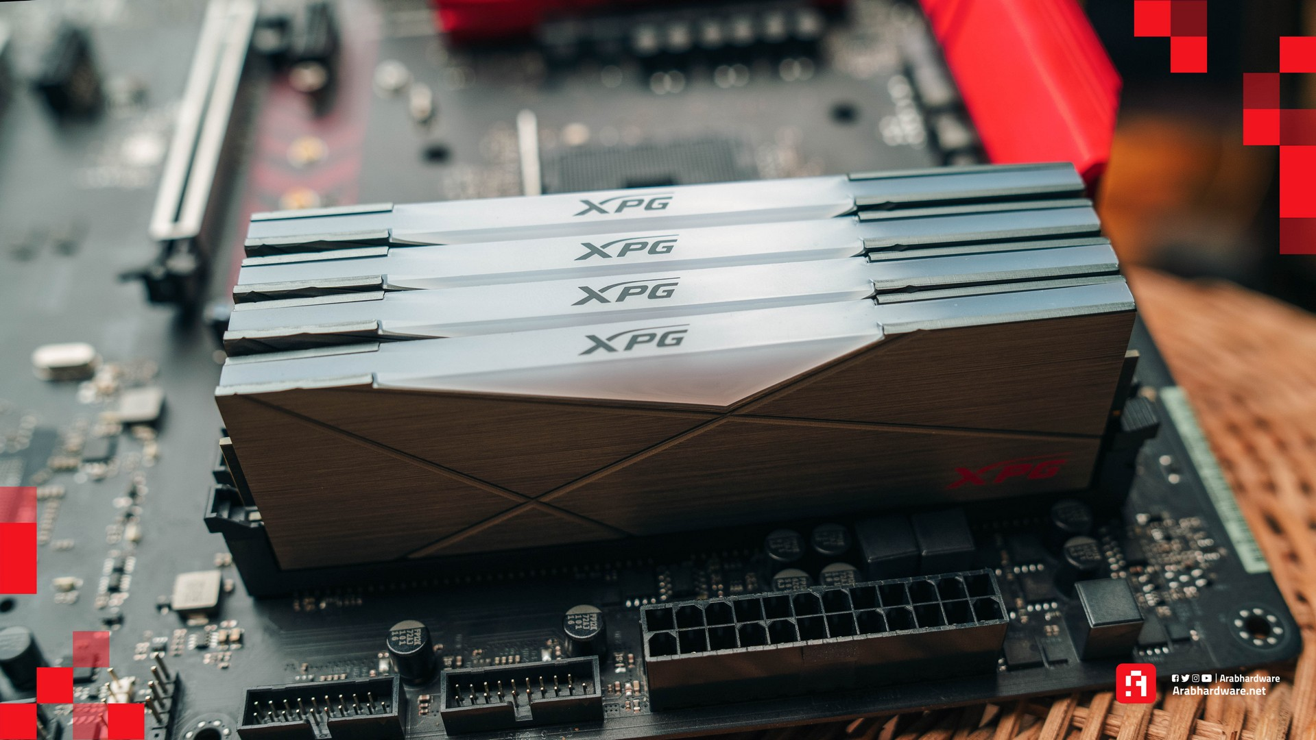 RAM XPG ADATA SPECTRIX D50
