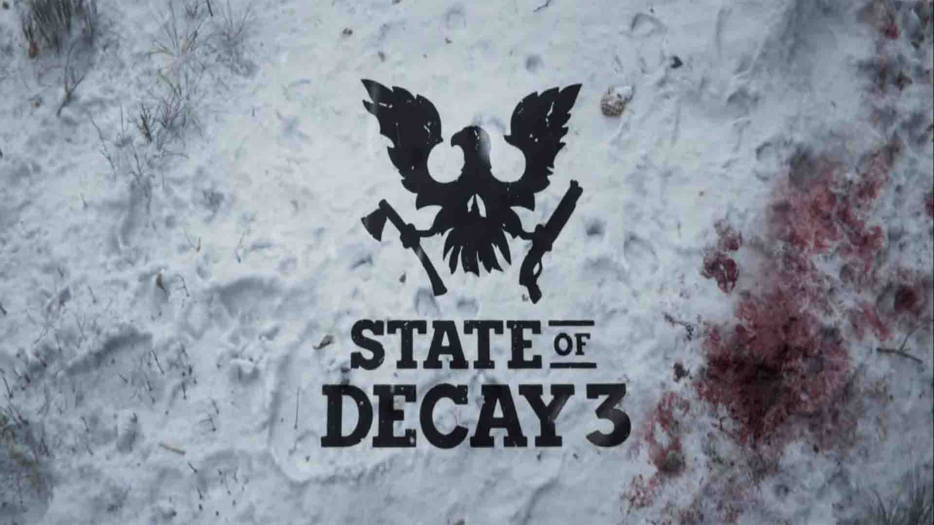 state of decay 3 xbox