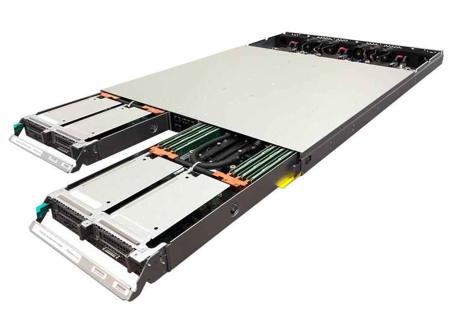 شركة Penguin Computing تضع 7616 نواة Intel Xeon Platinum في خادم واحد
