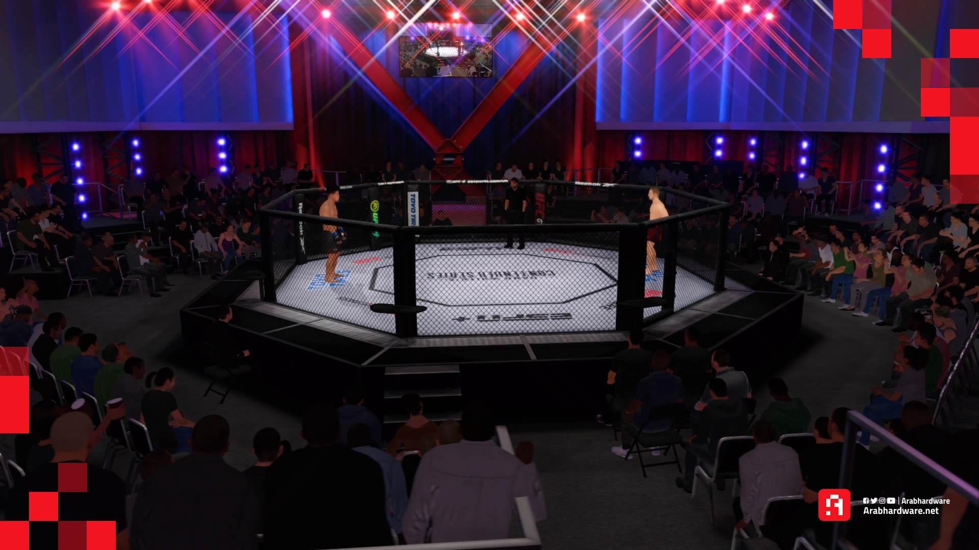 EA Sports UFC 4 مراجعة