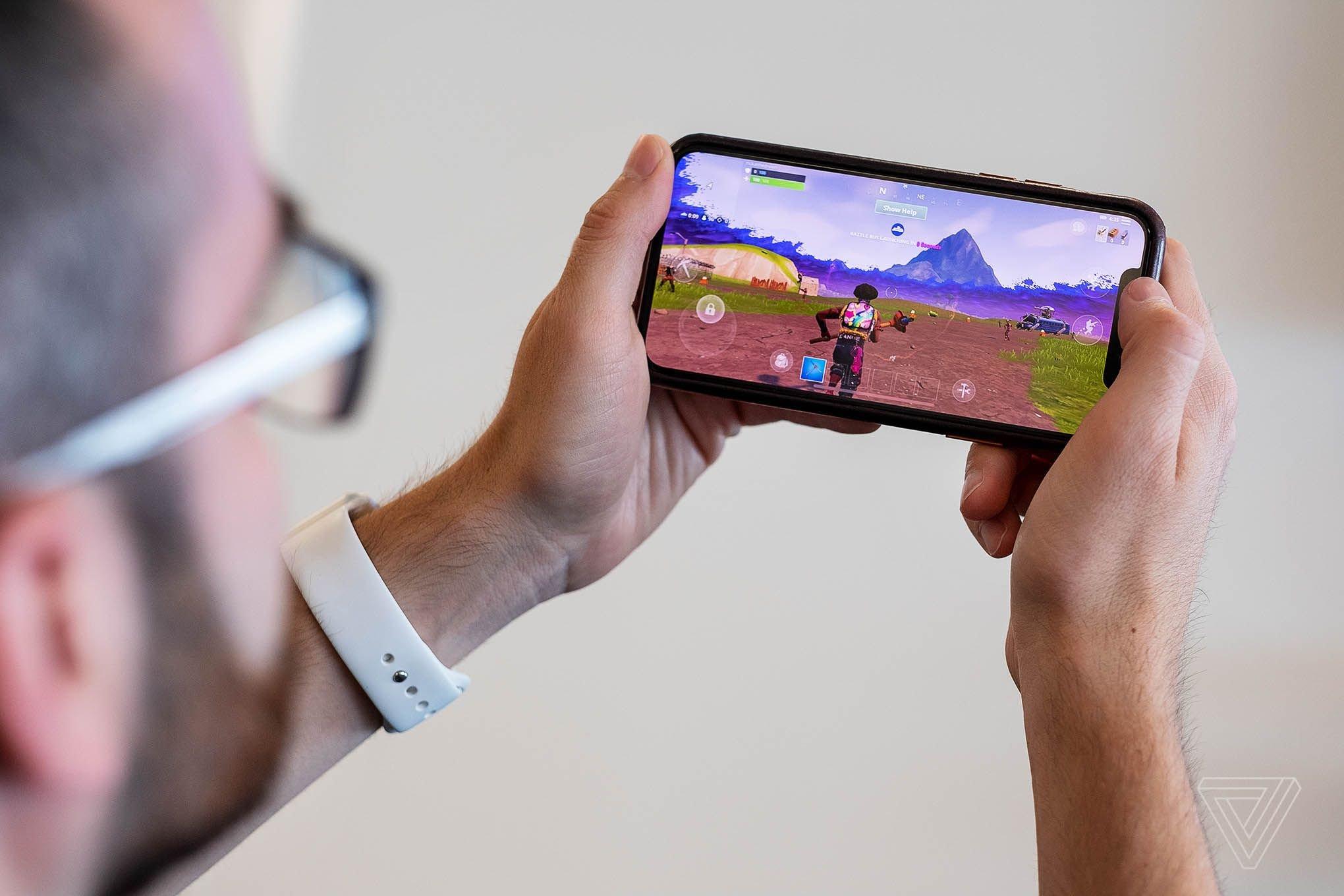 Fortnite Apple iOS Epic Games