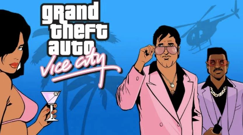GTA Vice City GTA VI Rockstar Take Two