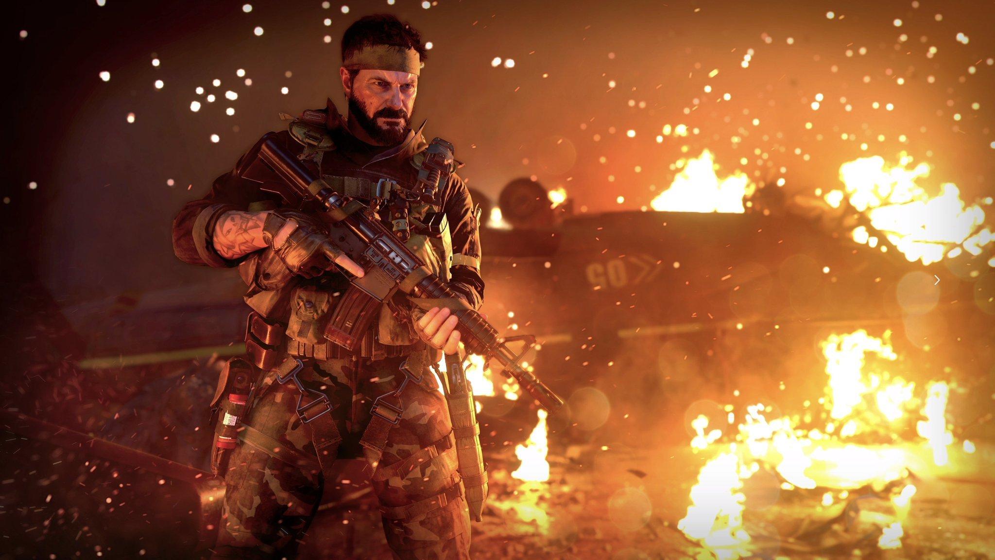 COD Black Ops Cold War Activision