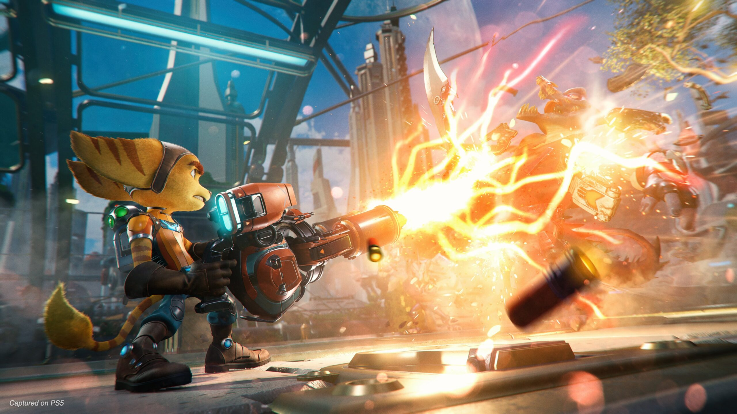 Ratchet and Clank Rift Apart PS5 gamescom