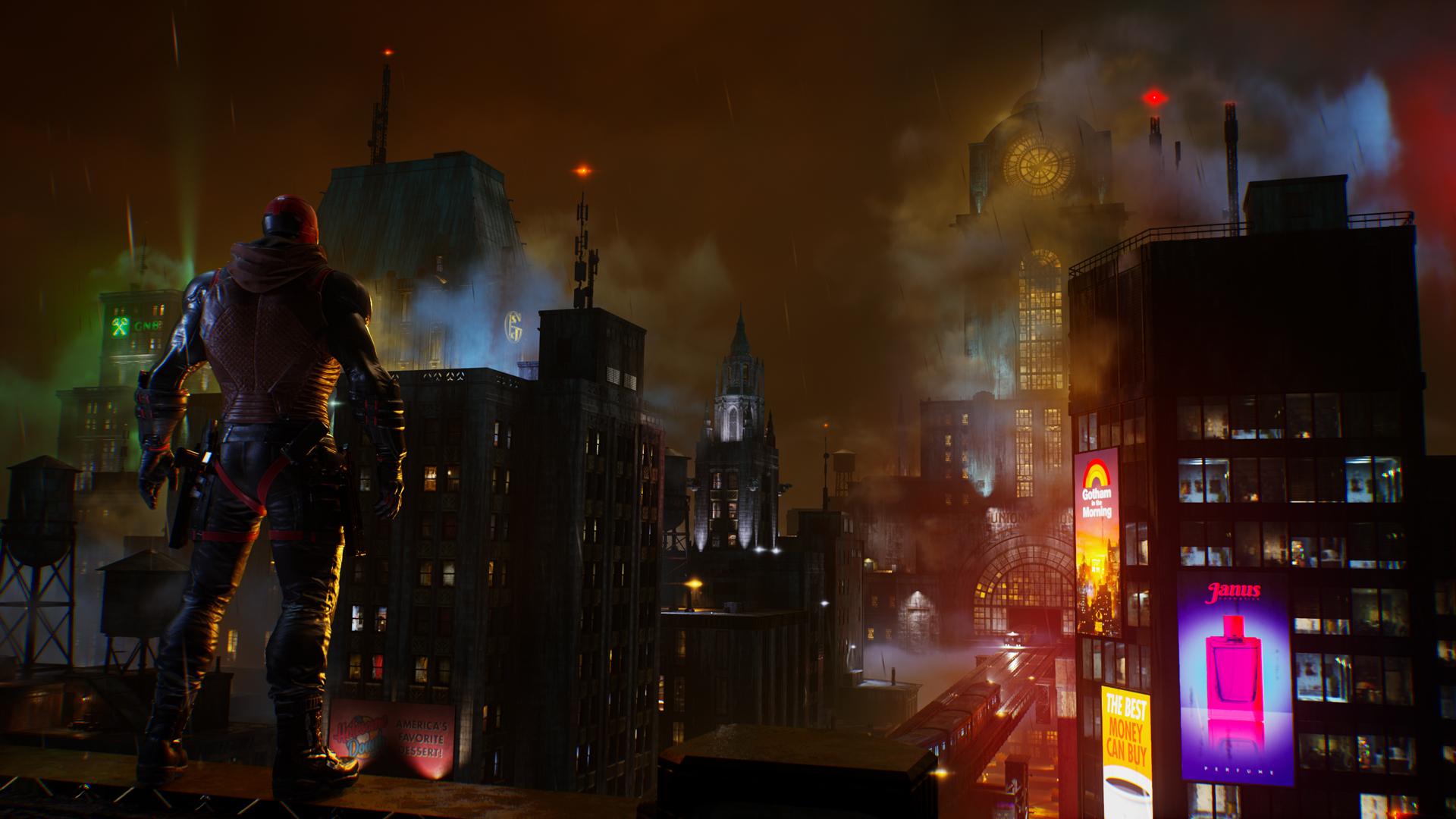 Gotham Knights WB Montreal