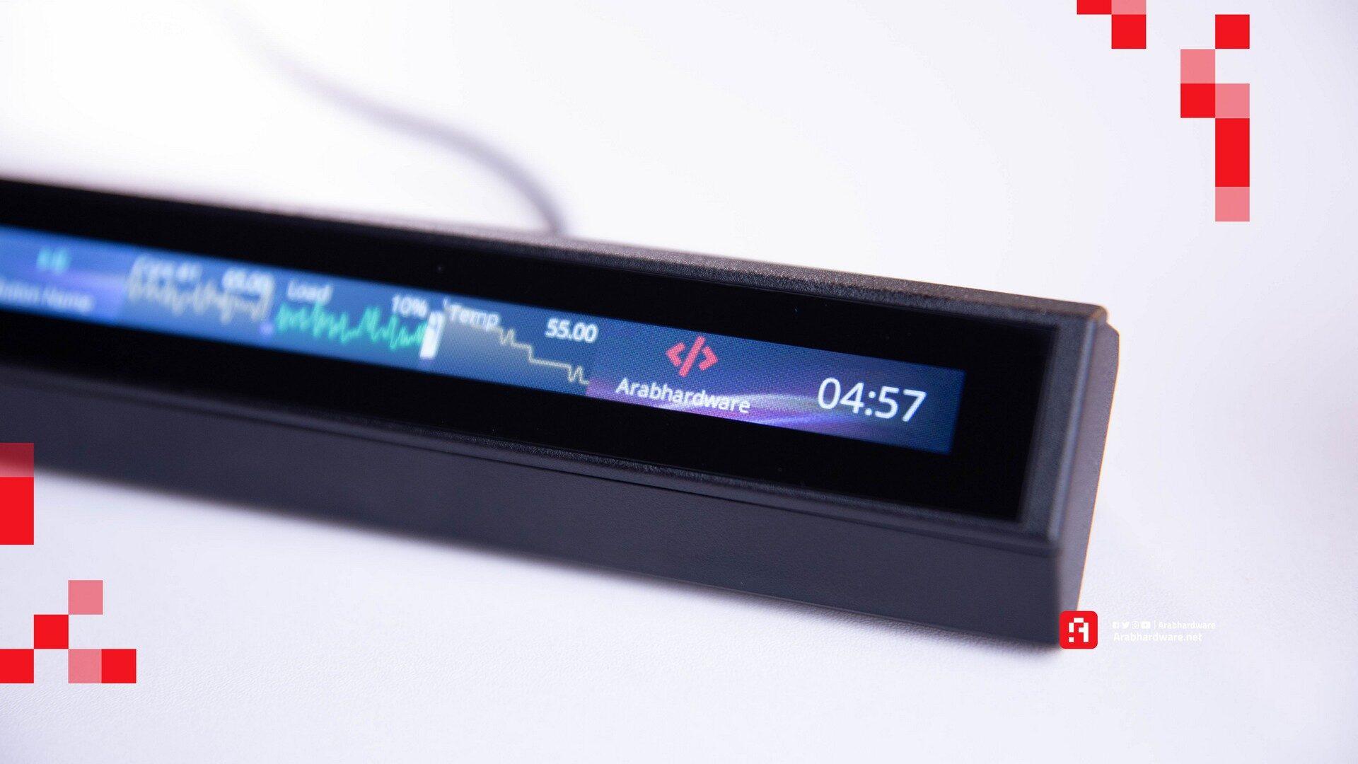 شاشة Corsair Nexus 7