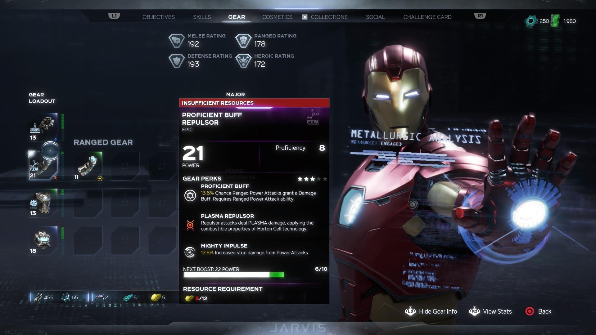 Marvel's Avengers بيتا PS4