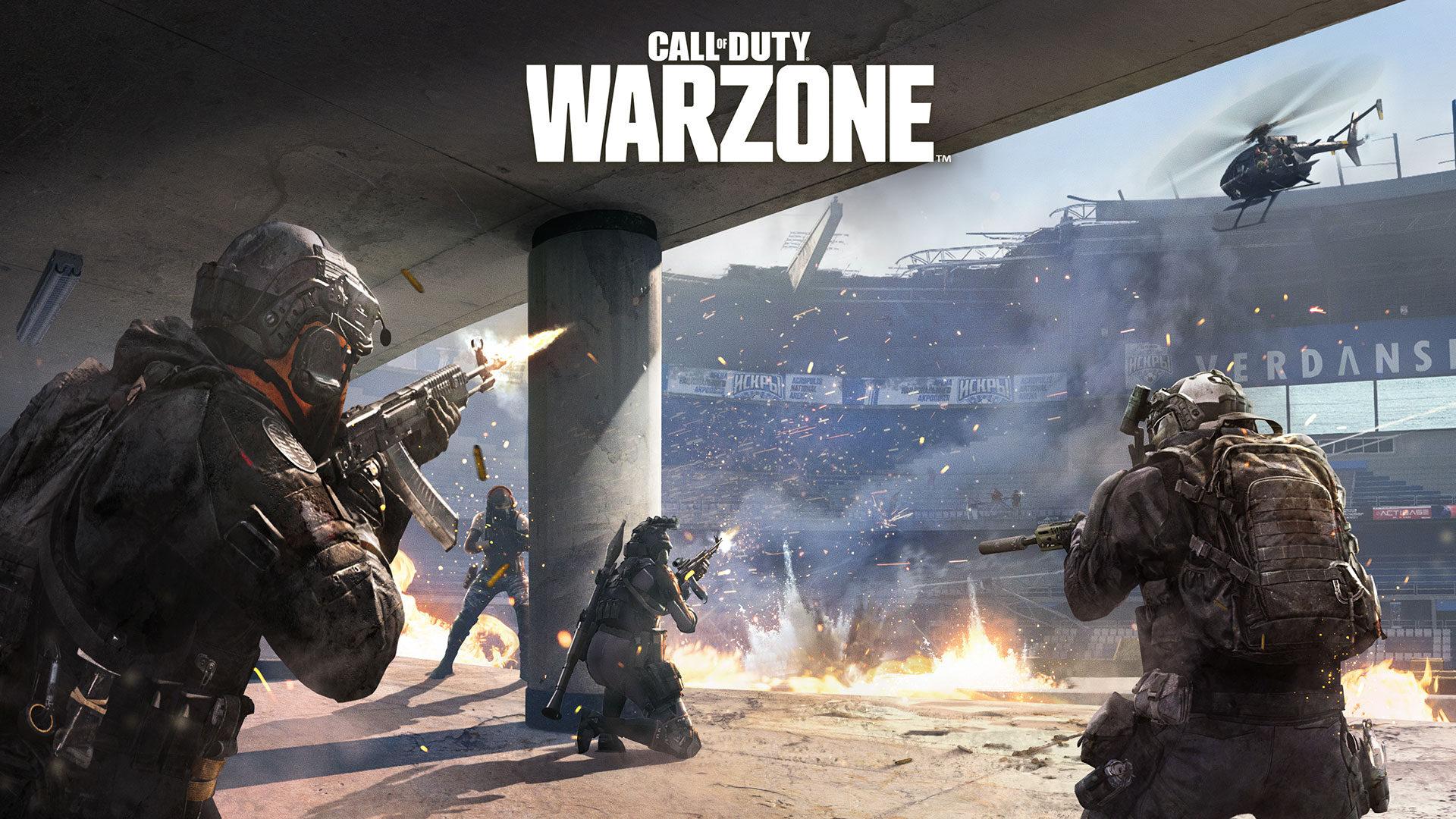 COD Warzone تحديث منتصف الموسم الخامس تحديات ألعاب الصيف