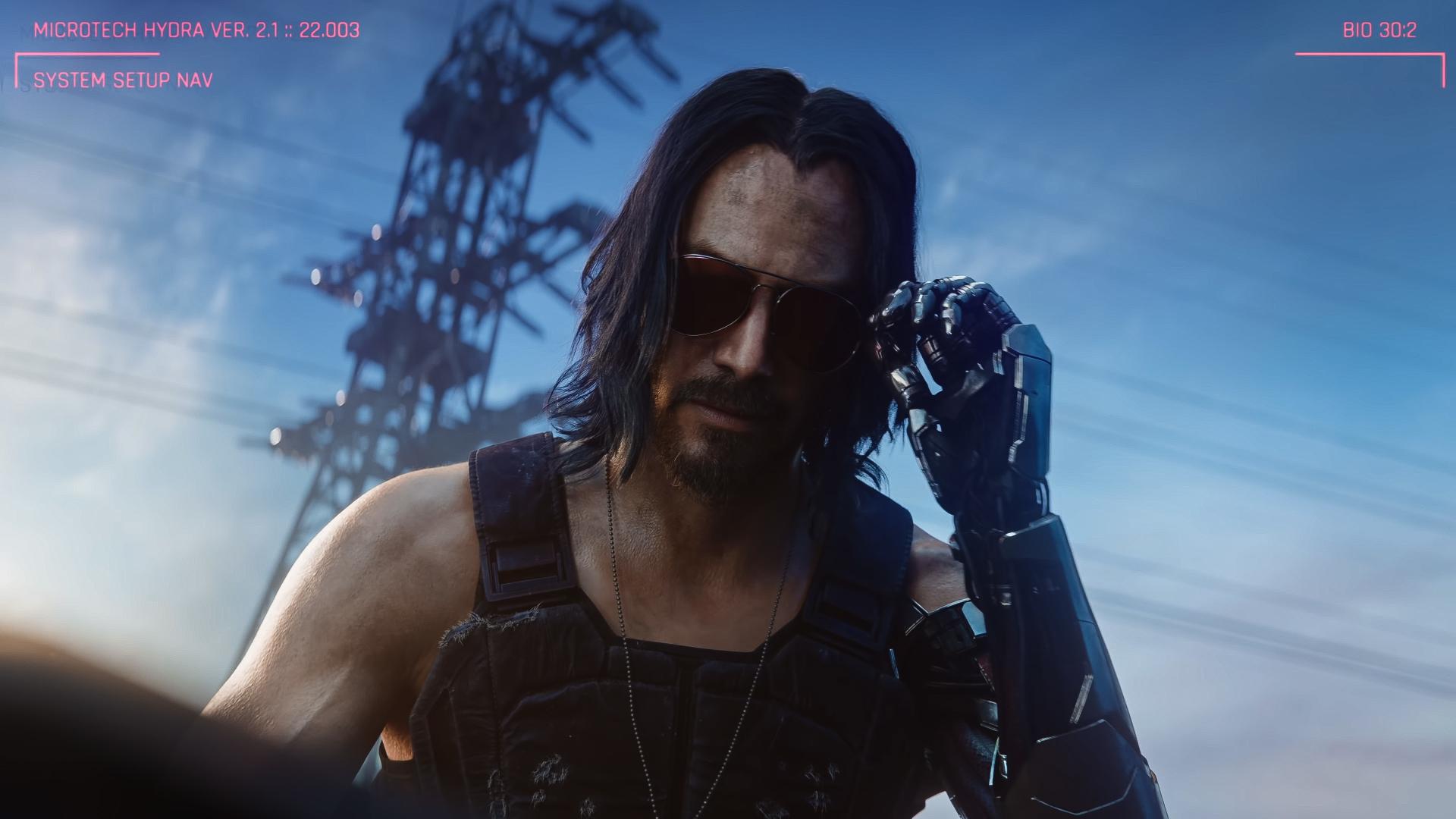 صورة مطوري Cyberpunk 2077 علموا بتأجيل اللعبة من خلال الإنترنت!