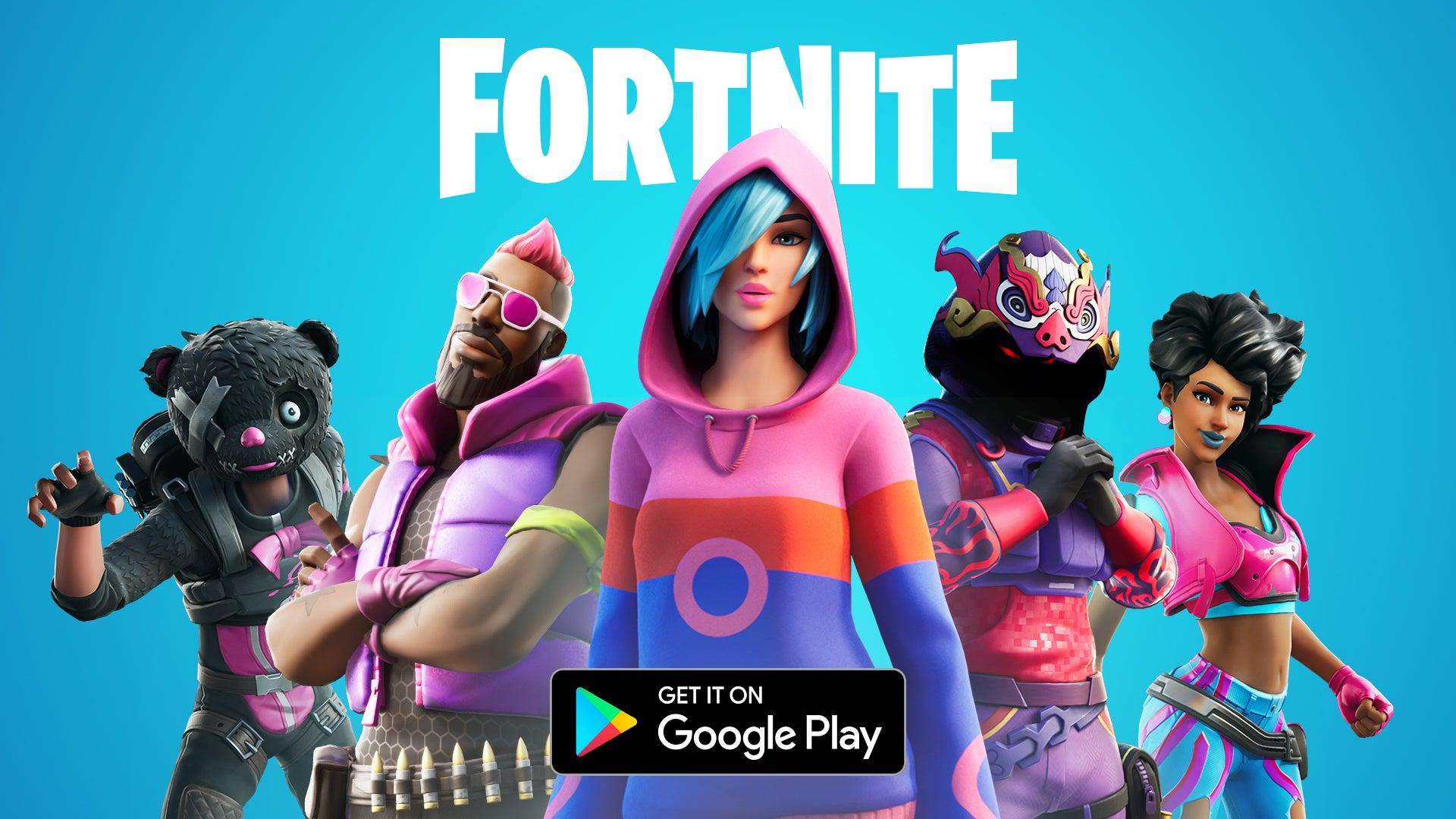 Fortnite Apple iOS Epic Games Google
