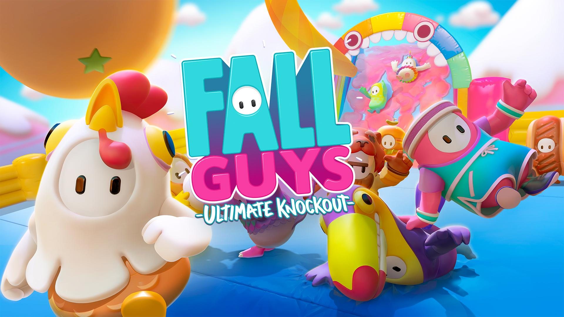 Fall Guys Mediatonic PS4 Steam