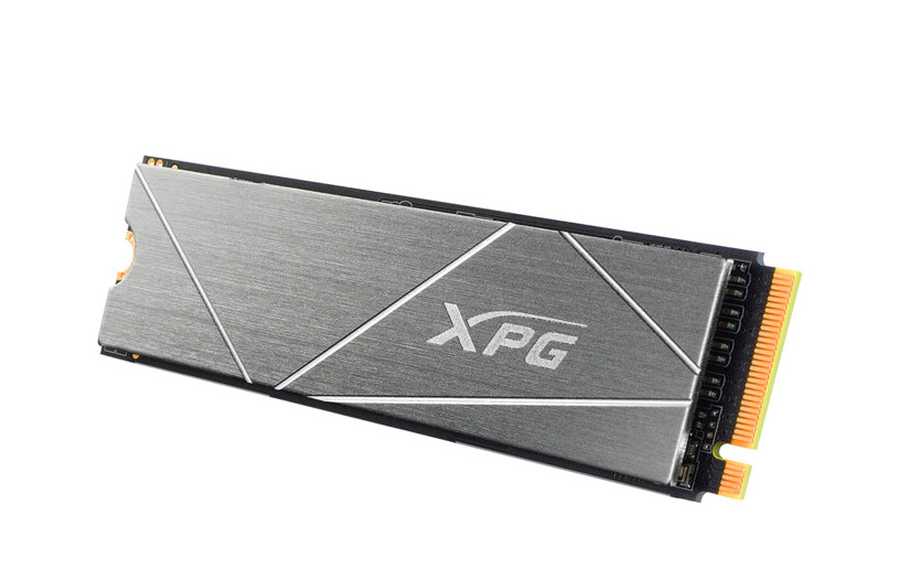 شركة ADATA XPG تعلن عن وحدة تخزين الحالة الصلبة XPG GAMMIX S50 Lite