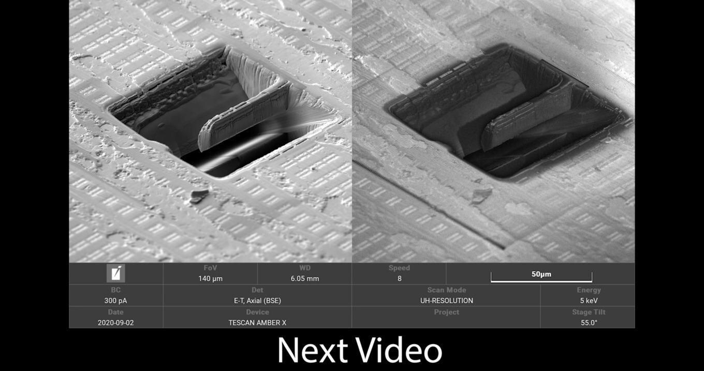 عقدة Intel 14 نانومتر من شركة Intel مقارنة بعقدة TSMC ذات 7 نانومتر تحت المجهر