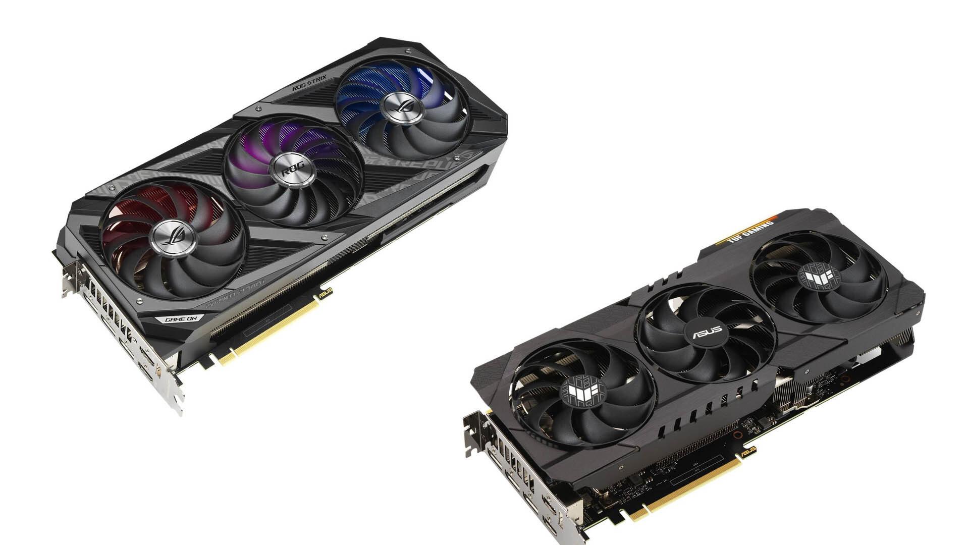 ASUS GeForce RTX 30