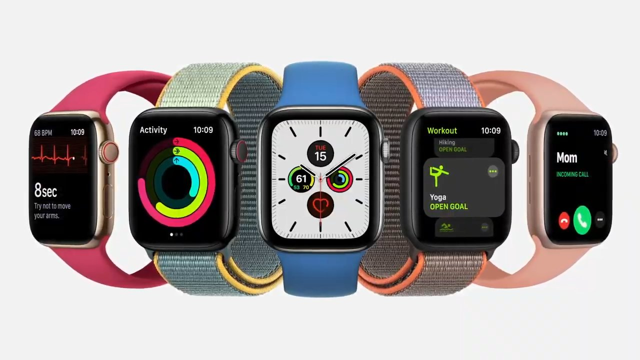 ساعات أبل Apple