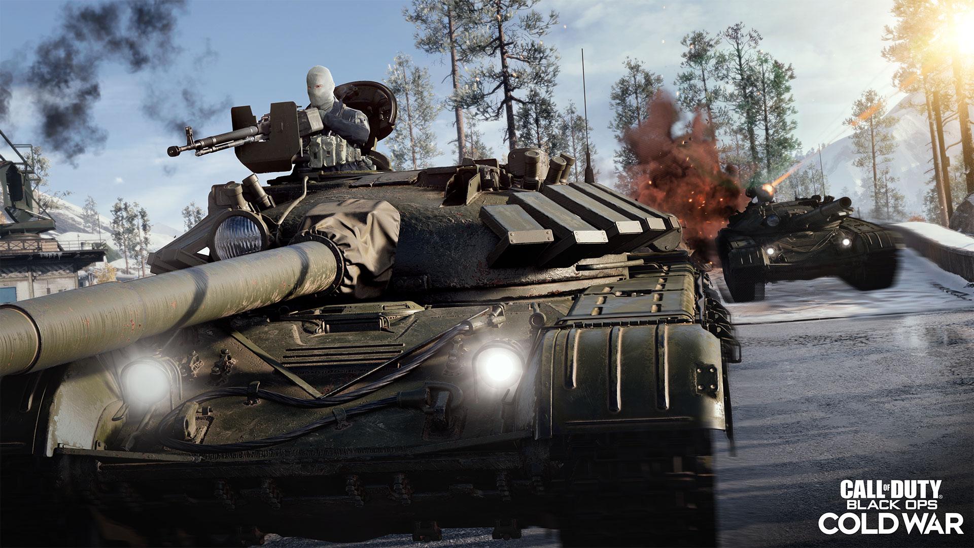 COD Black Ops Cold War ألفا PS4