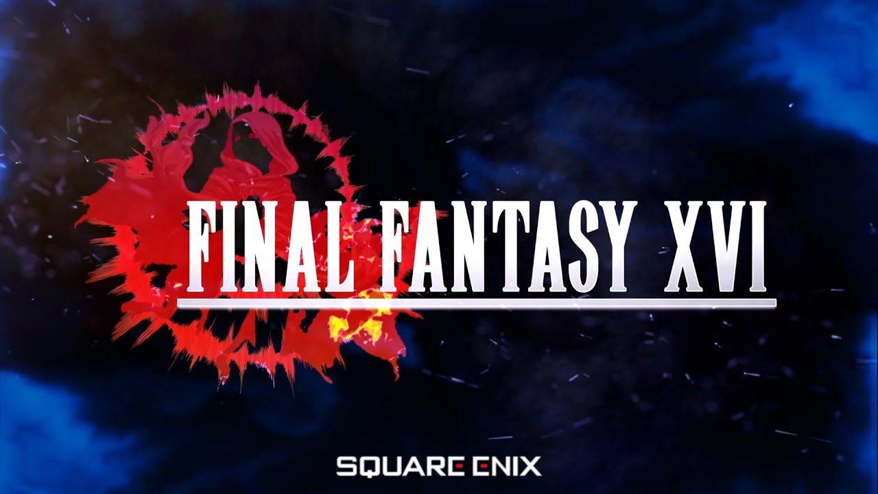 PS5 سوني Final Fantasy XVI