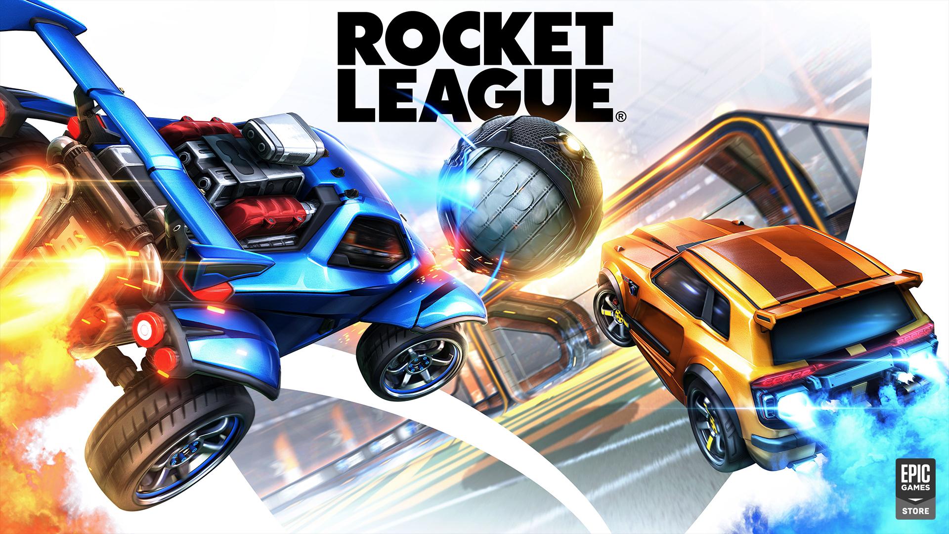 Rocket League مجانية