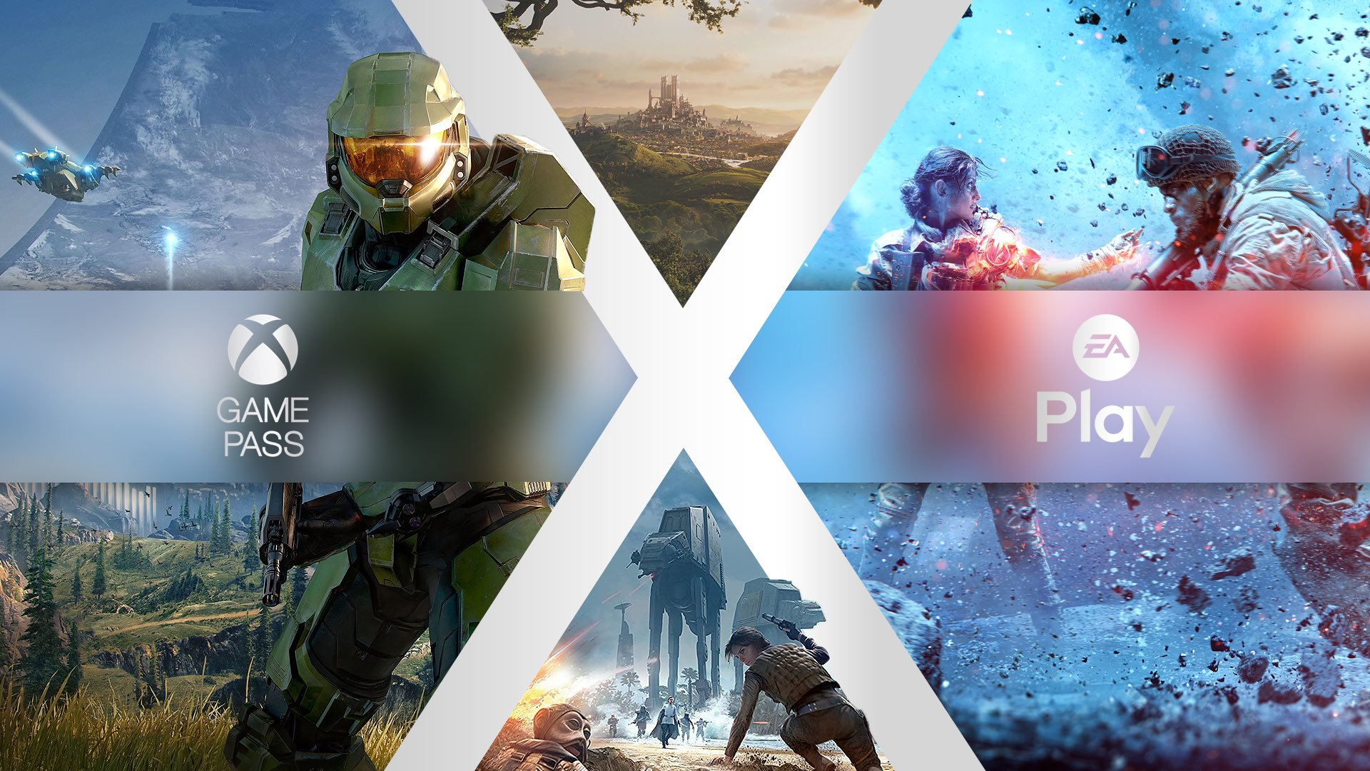 EA Play Xbox Game Pass Ultimate Xbox Series X